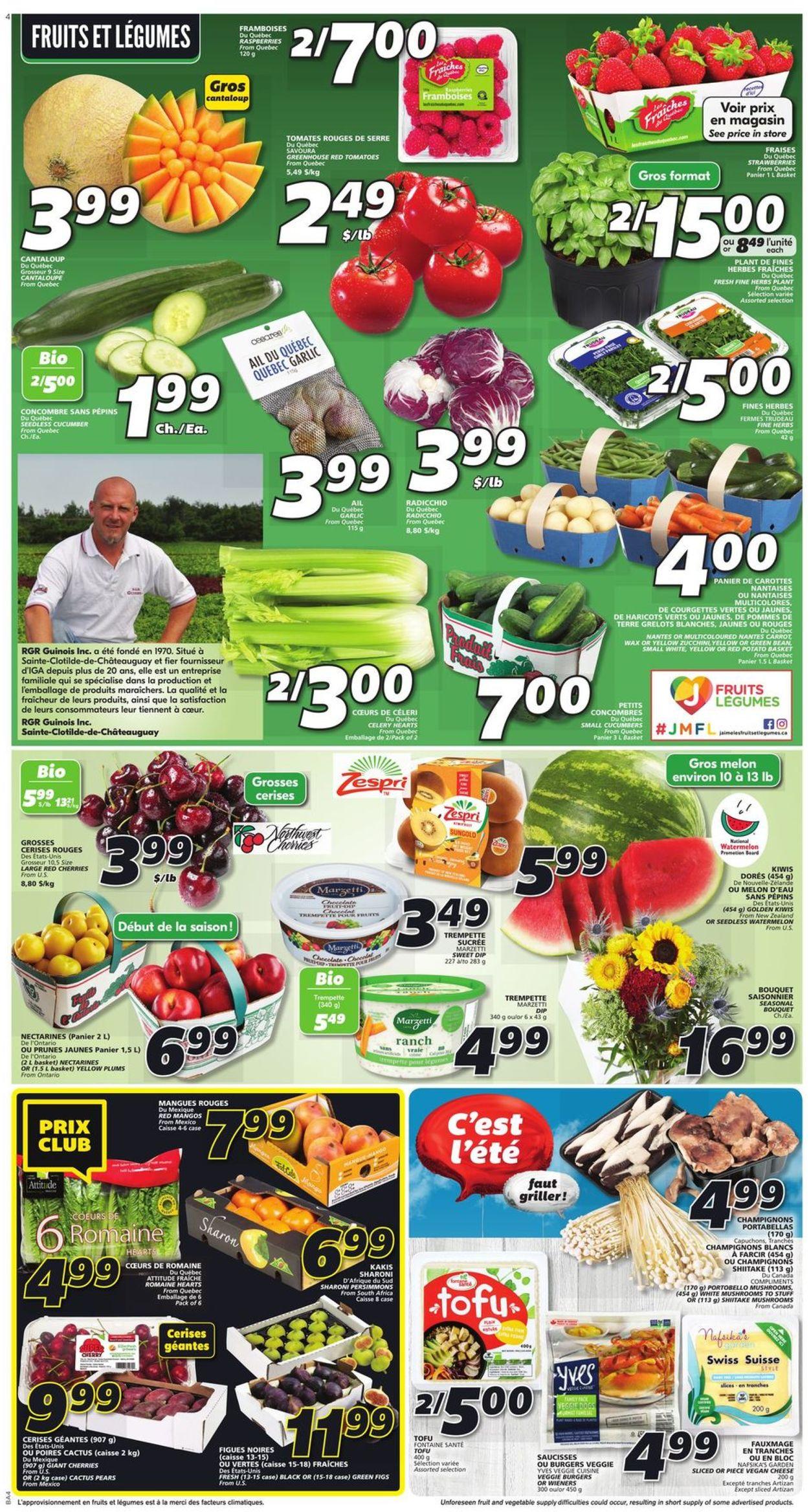 IGA Flyer - 07/29-08/04/2021 (Page 8)