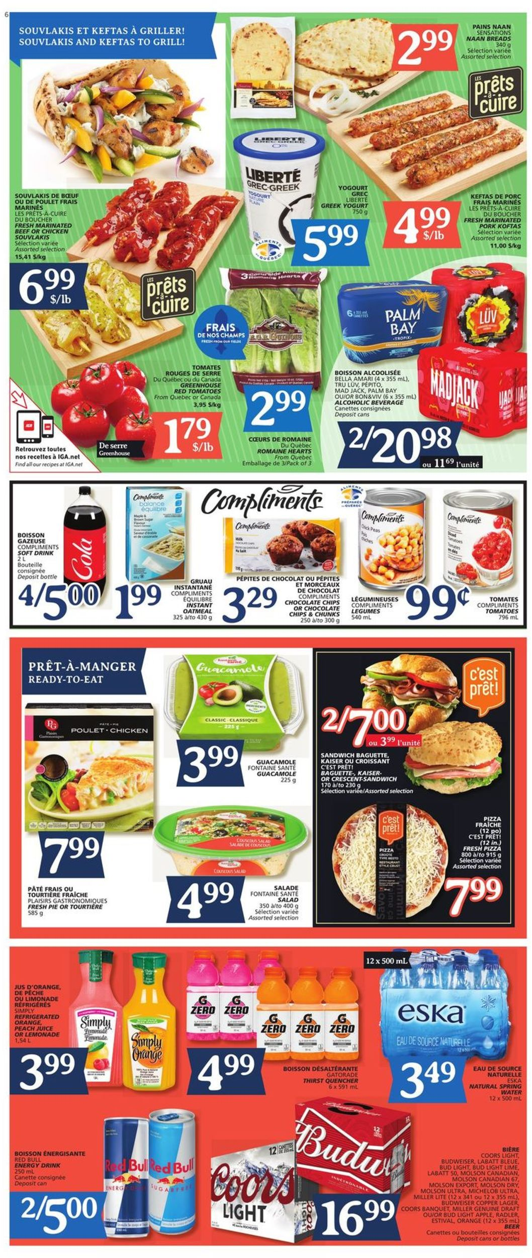 IGA Flyer - 08/15-08/21/2019 (Page 6)