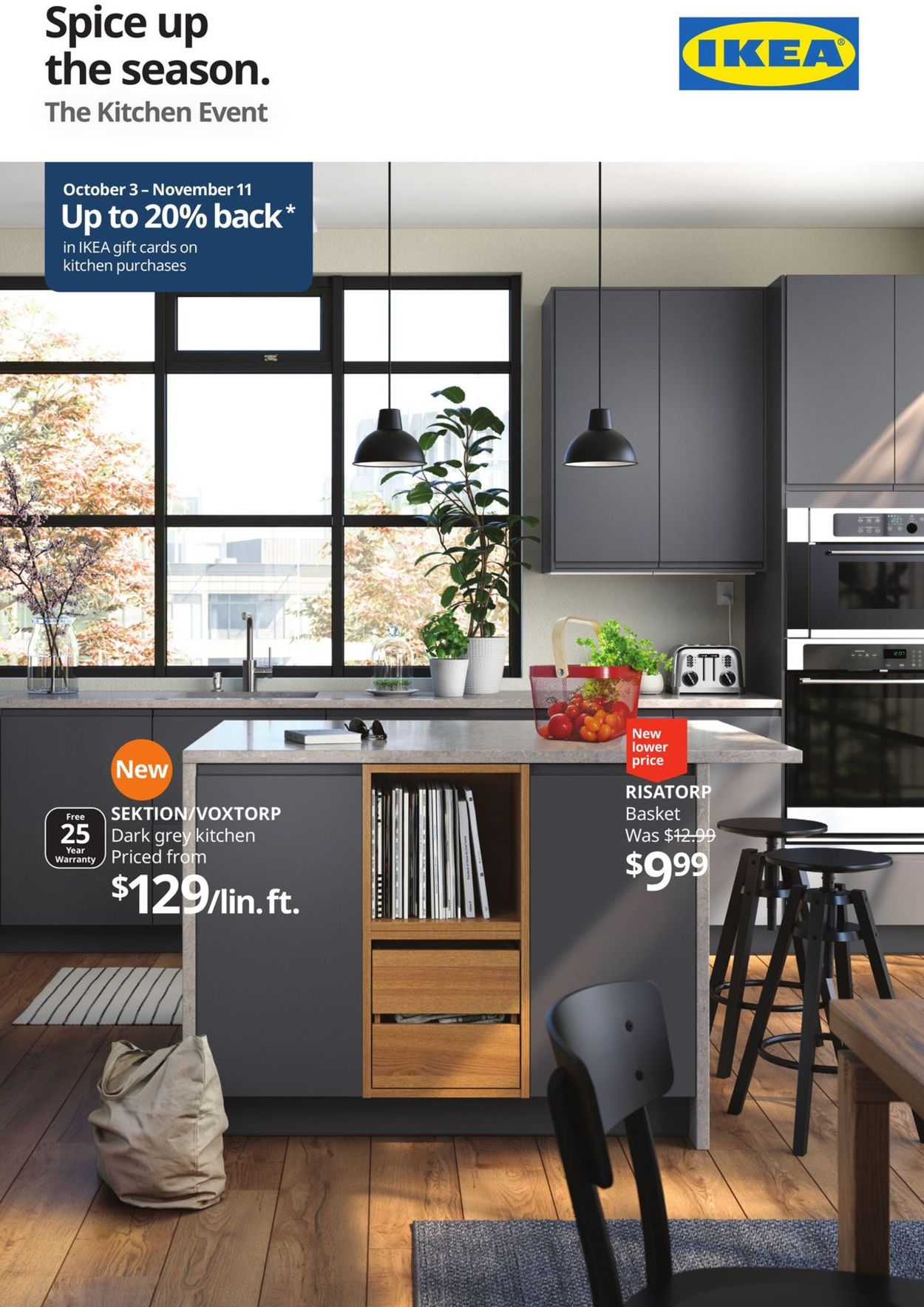 IKEA Flyer - 10/03-11/11/2019