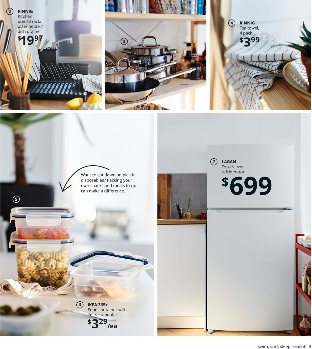 IKEA 2021 Catalogue Flyer - 08/06-07/31/2021 (Page 9)