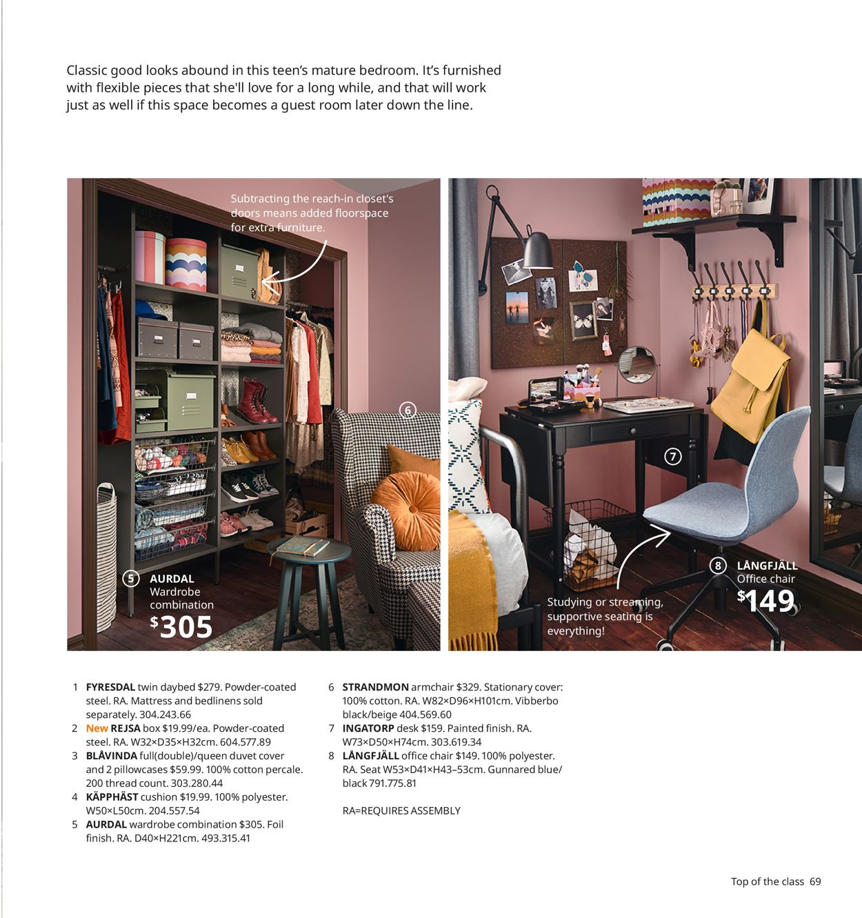 IKEA 2021 Catalogue Flyer - 08/06-07/31/2021 (Page 69)