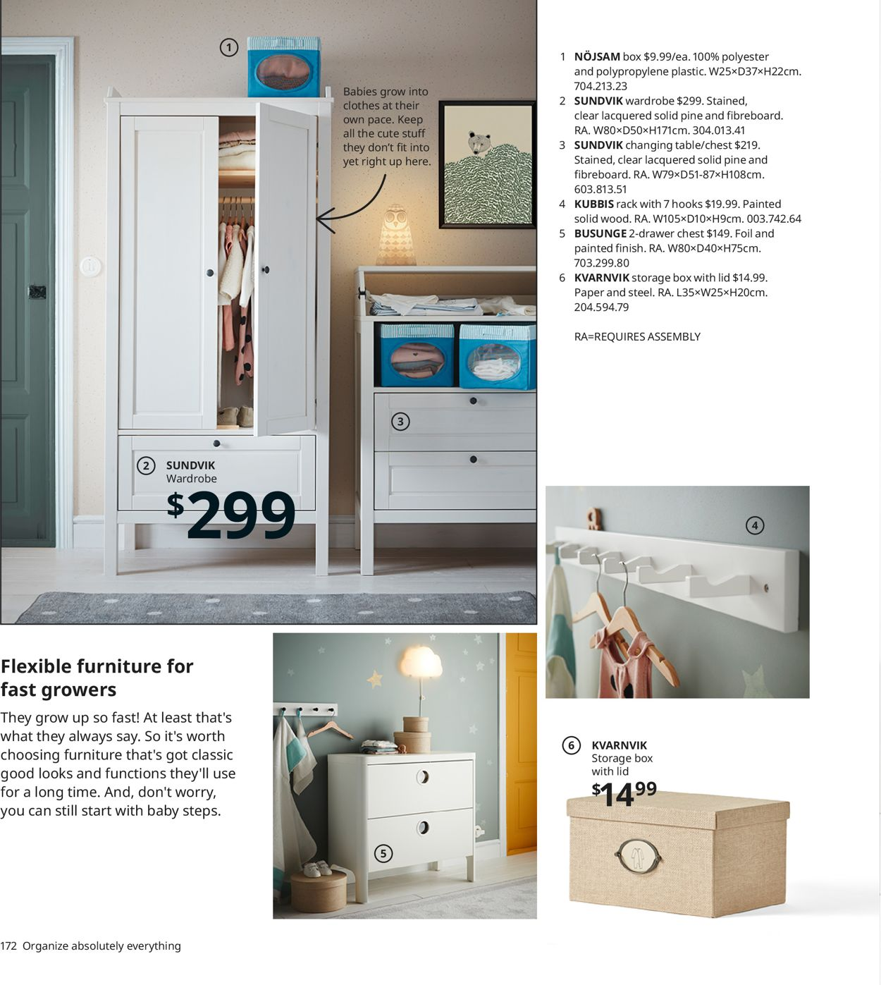 IKEA 2021 Catalogue Flyer - 08/06-07/31/2021 (Page 172)