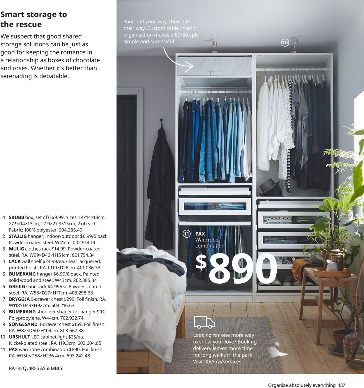 IKEA 2021 Catalogue Flyer - 08/06-07/31/2021 (Page 187)