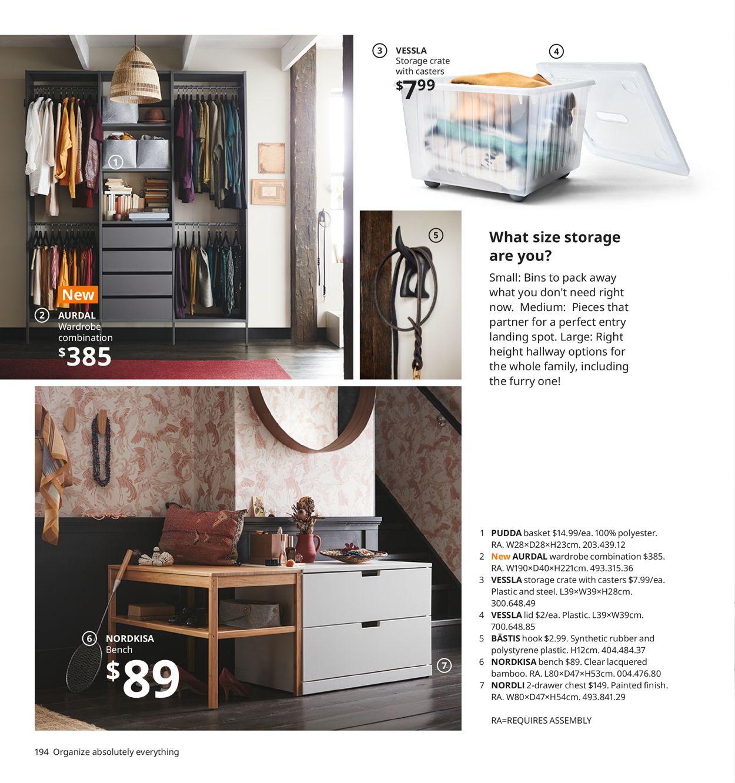 IKEA 2021 Catalogue Flyer - 08/06-07/31/2021 (Page 194)