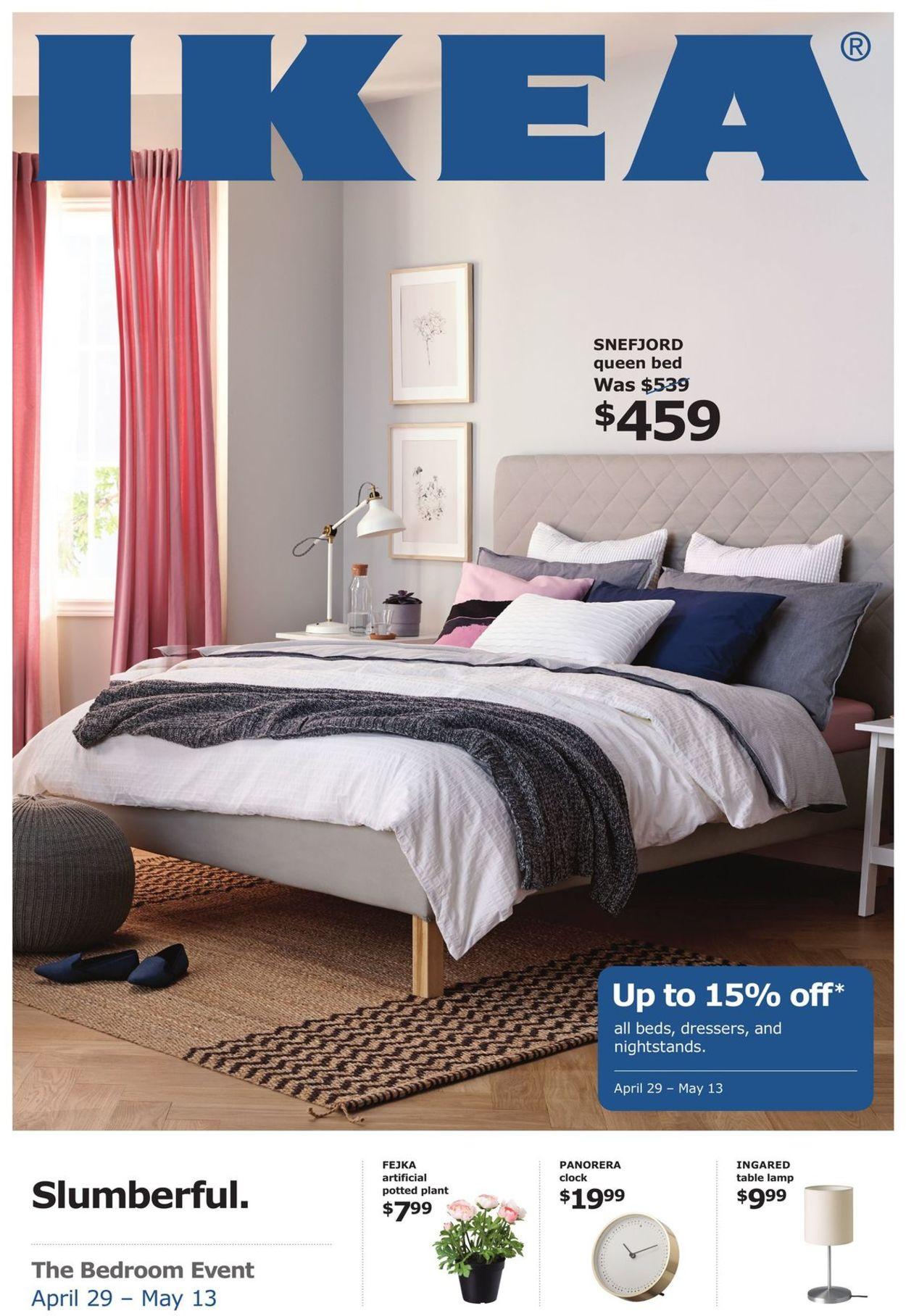 IKEA Flyer - 04/29-05/13/2019