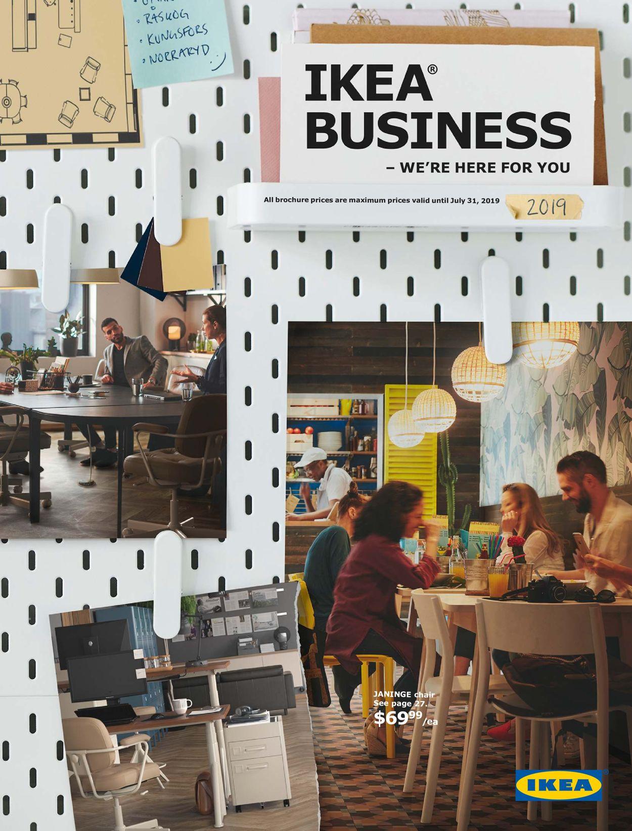 IKEA Flyer - 02/05-07/31/2019