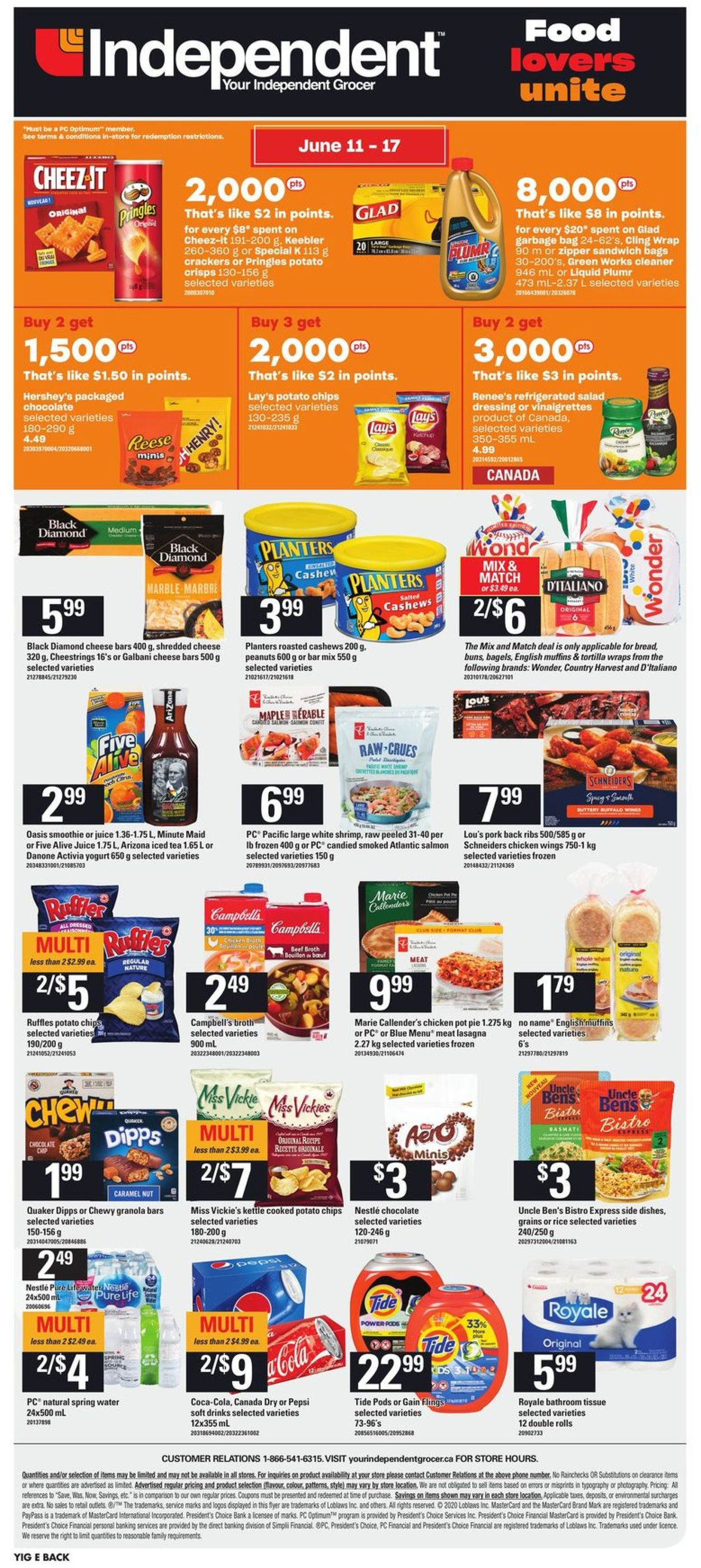 Independent Flyer - 06/11-06/17/2020 (Page 4)