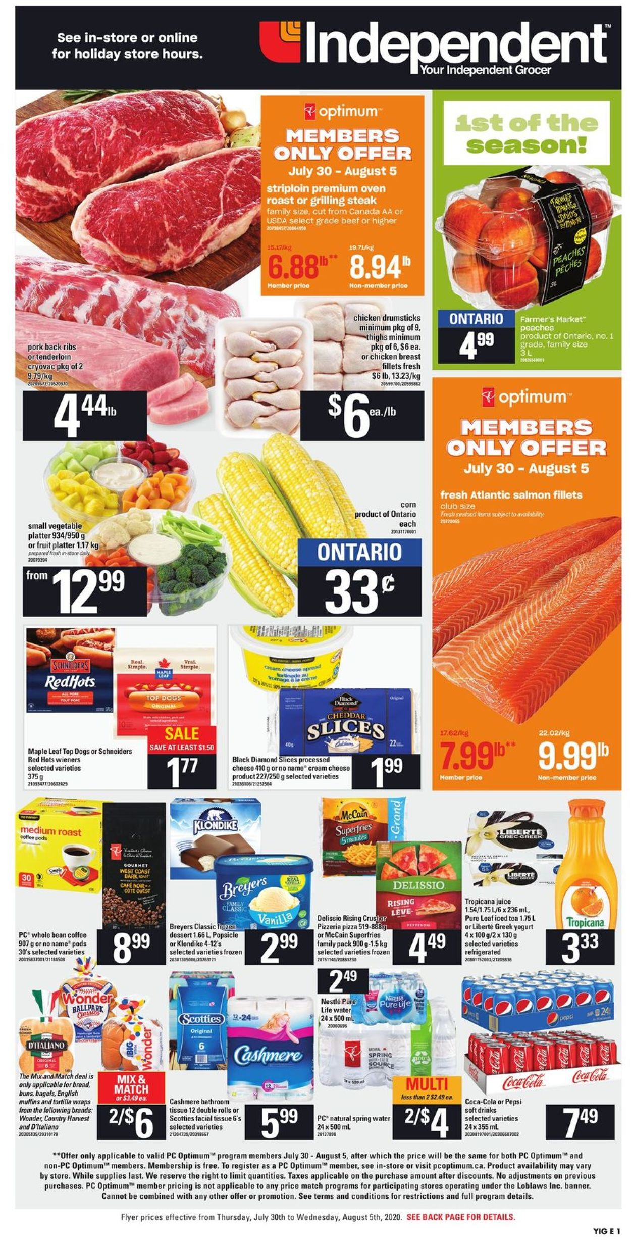 Independent Flyer - 07/30-08/05/2020 (Page 3)