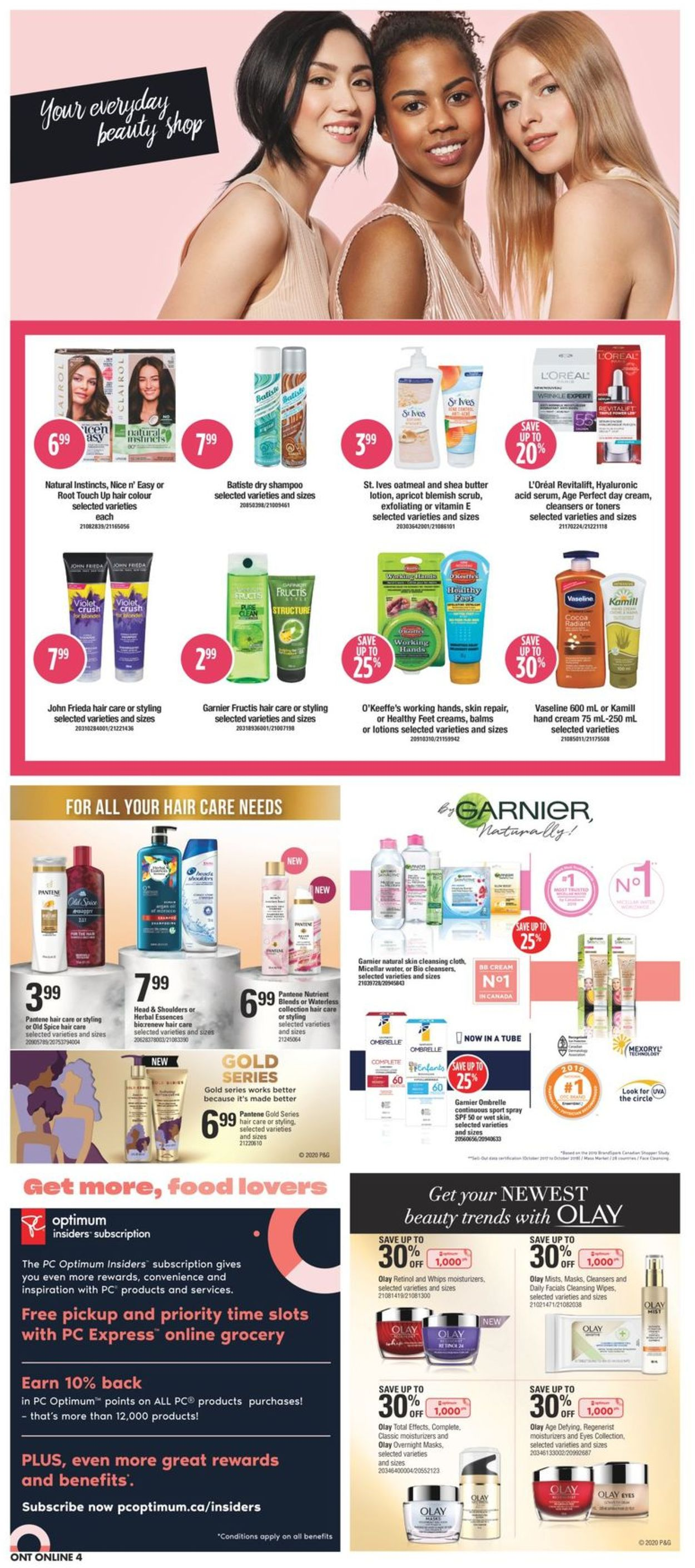 Independent - Holiday 2020 Flyer - 12/17-12/26/2020 (Page 14)