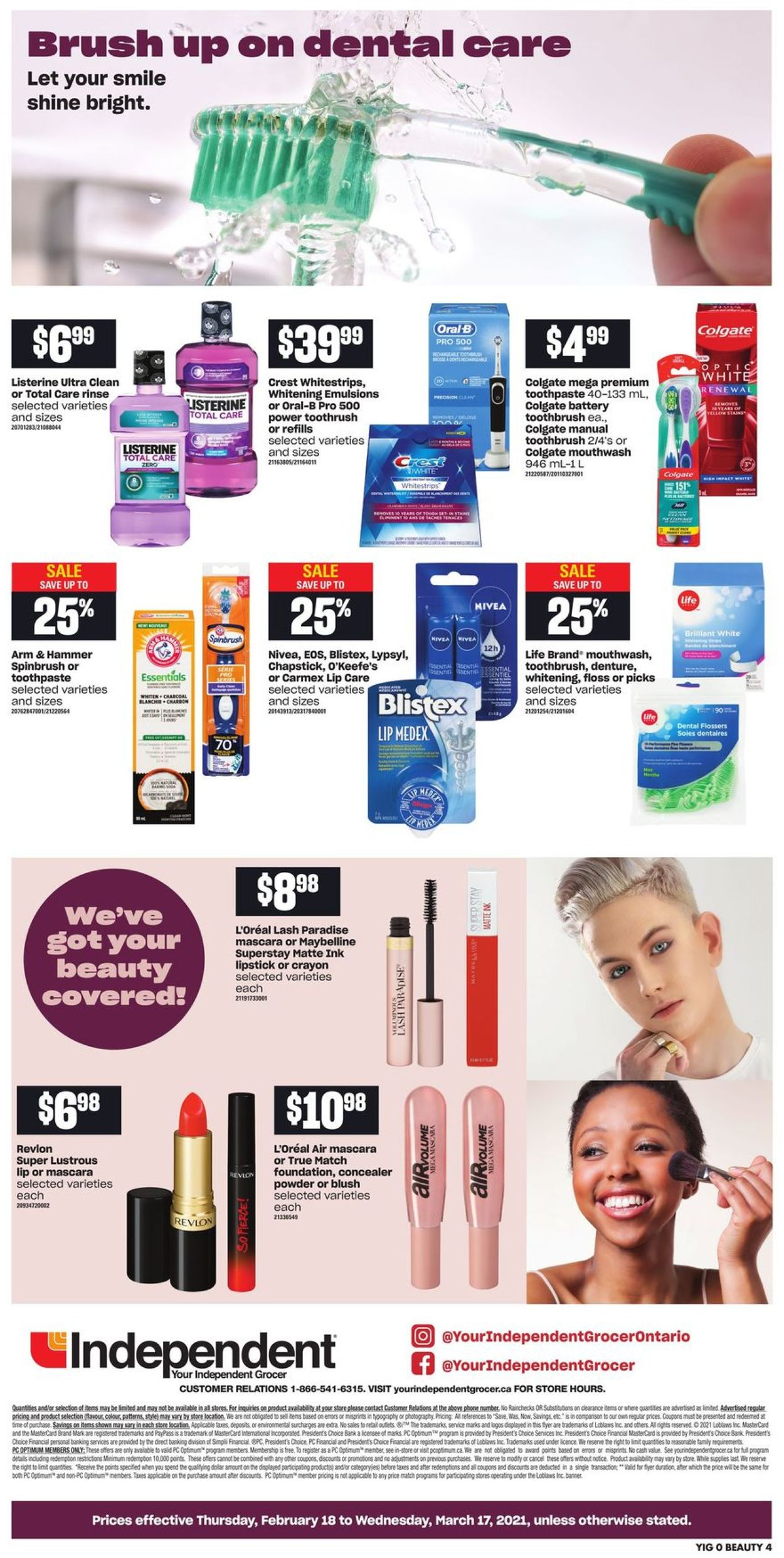Independent Flyer - 02/18-03/17/2021 (Page 4)