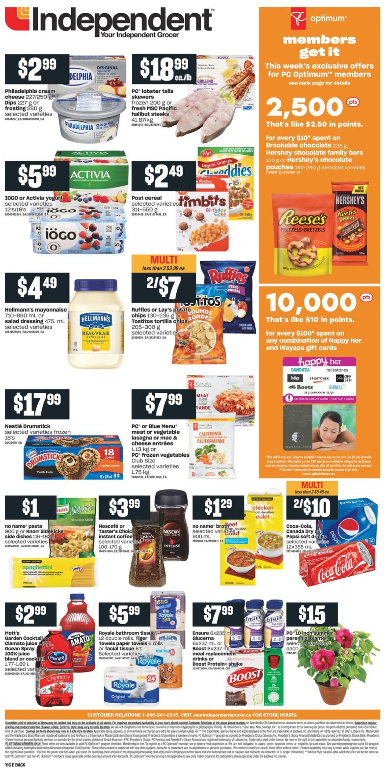 Independent Flyer - 07/29-08/04/2021 (Page 4)