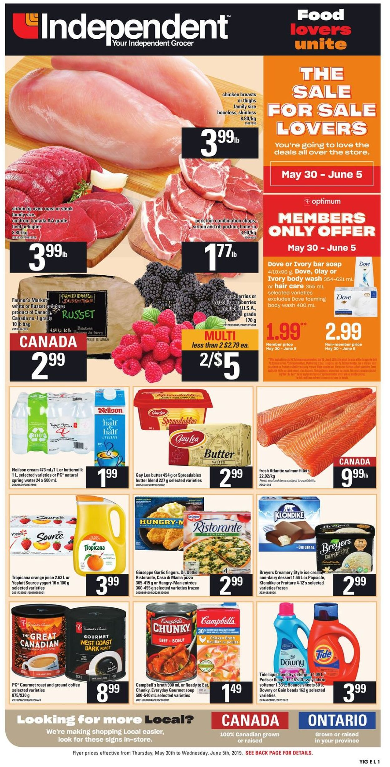 Independent Flyer - 05/30-06/05/2019 (Page 3)