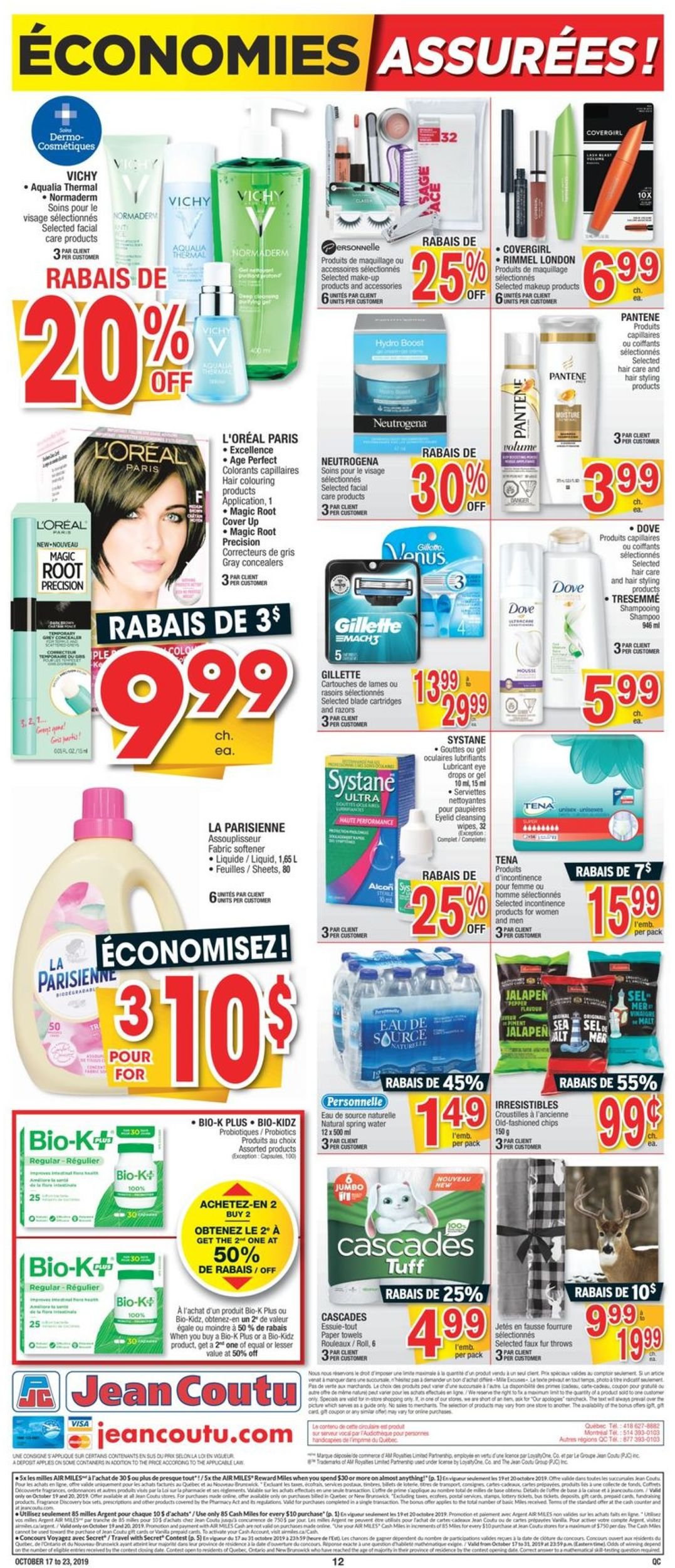 Jean Coutu Flyer - 10/17-10/23/2019 (Page 11)