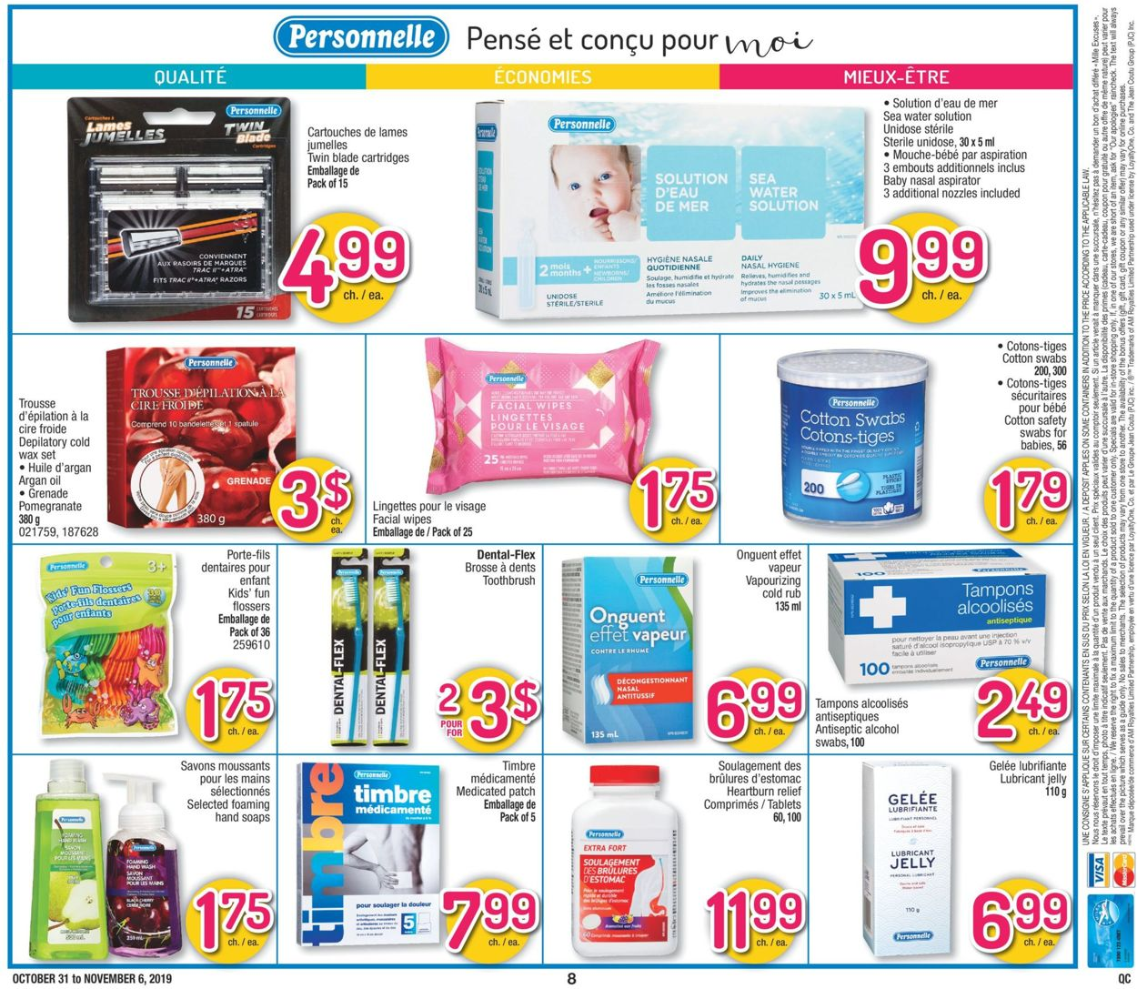 Jean Coutu Flyer - 10/31-11/06/2019 (Page 8)