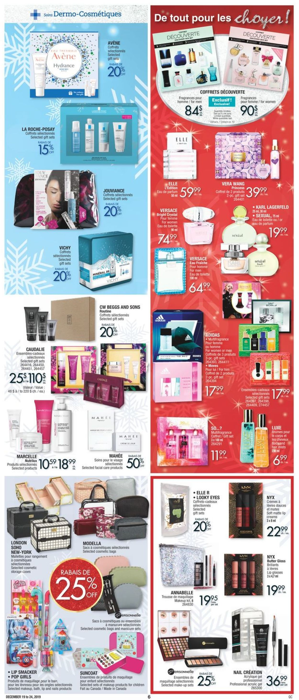 Jean Coutu Flyer - 12/19-12/24/2019 (Page 6)