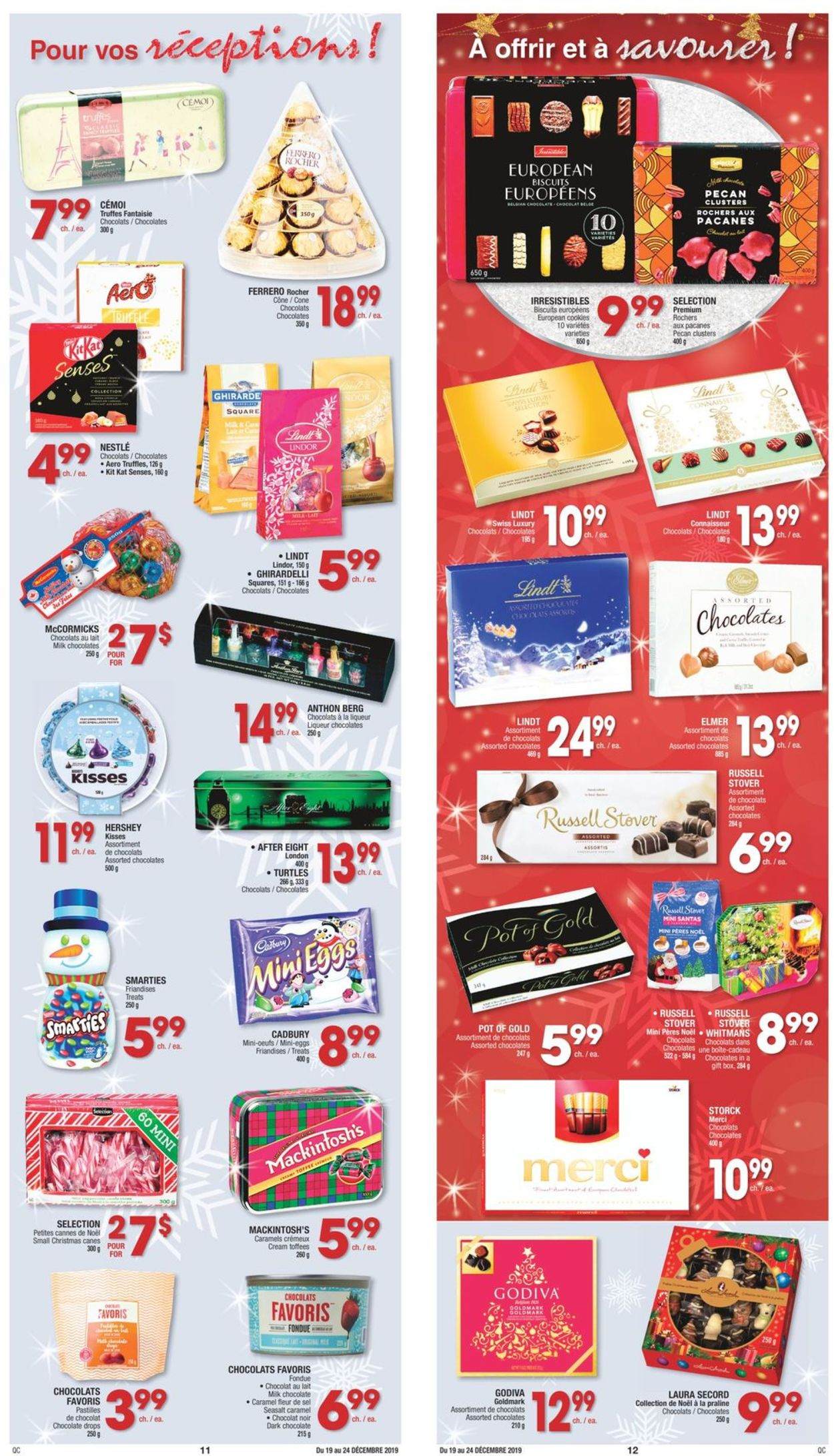 Jean Coutu Flyer - 12/19-12/24/2019 (Page 11)