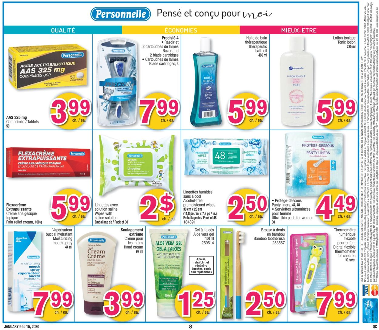 Jean Coutu Flyer - 01/09-01/15/2020 (Page 8)