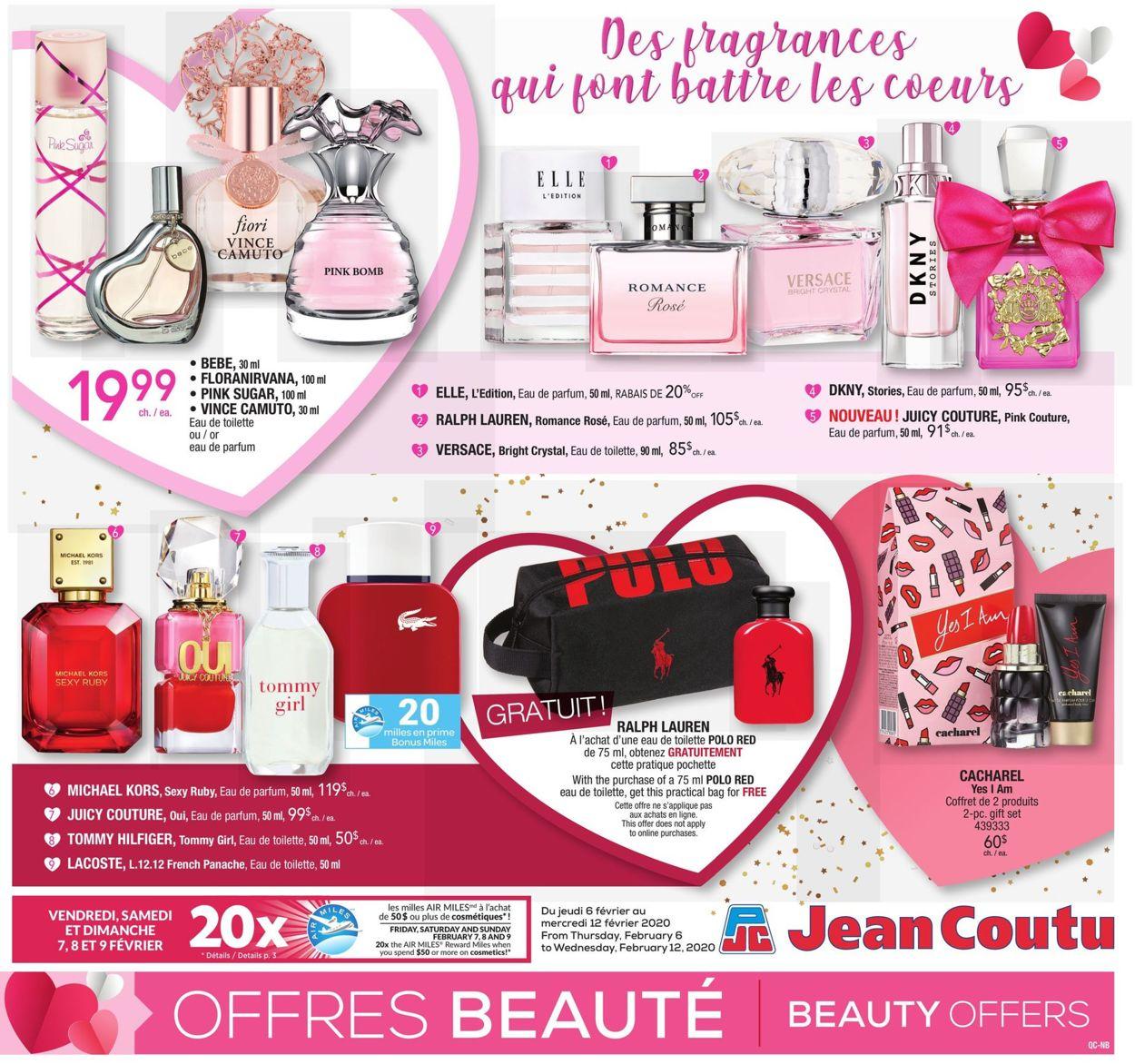 Jean Coutu Flyer - 02/06-02/12/2020