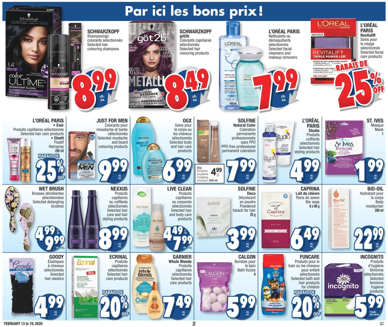 Jean Coutu Flyer - 02/13-02/19/2020 (Page 2)