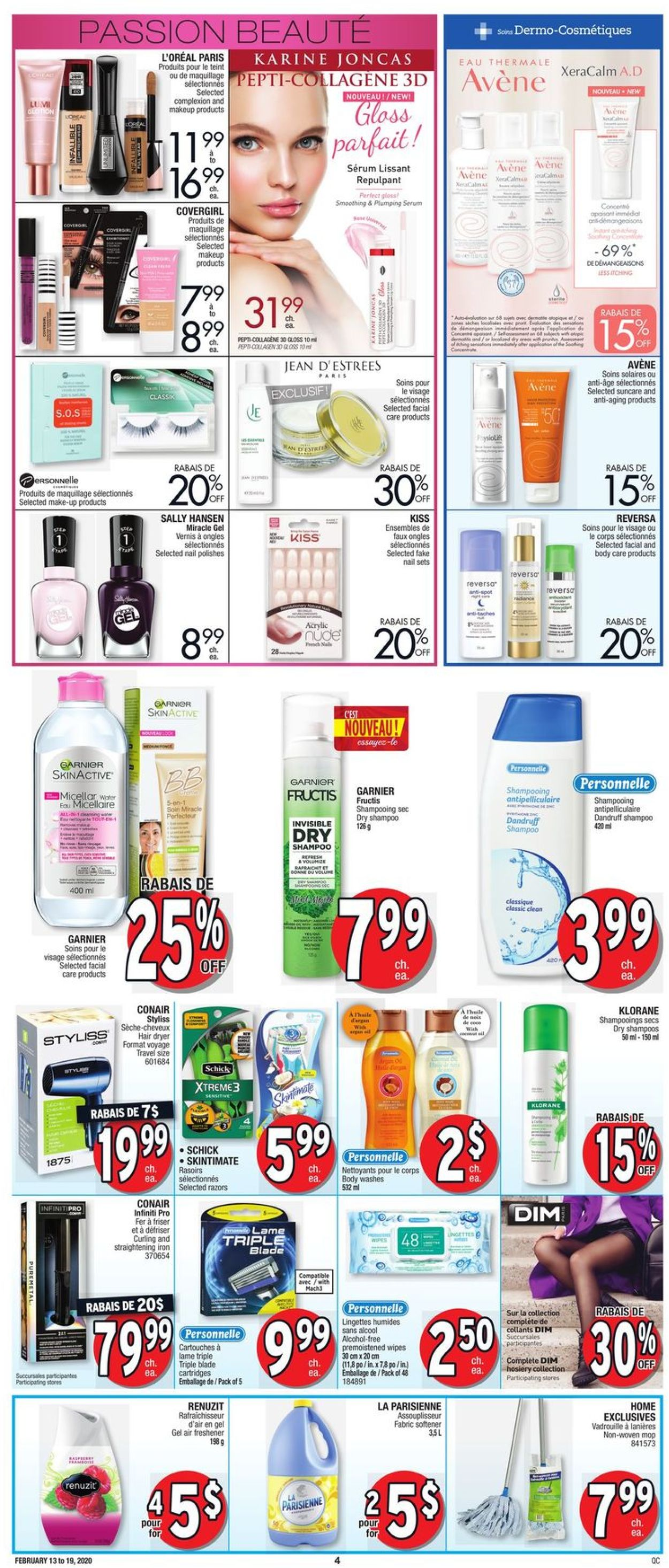 Jean Coutu Flyer - 02/13-02/19/2020 (Page 3)