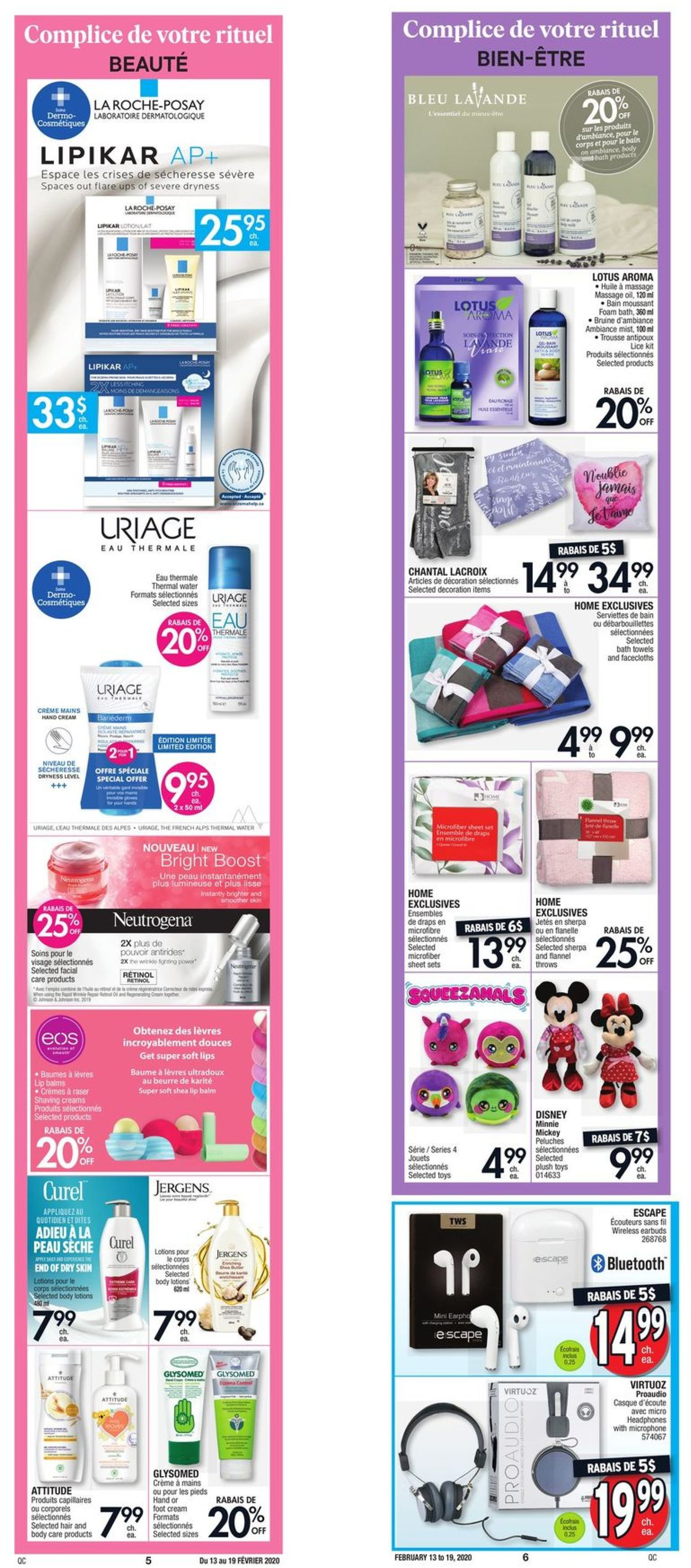Jean Coutu Flyer - 02/13-02/19/2020 (Page 4)