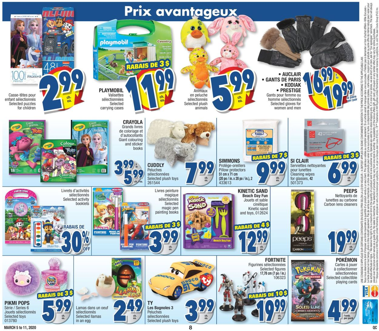 Jean Coutu Flyer - 03/05-03/11/2020 (Page 8)