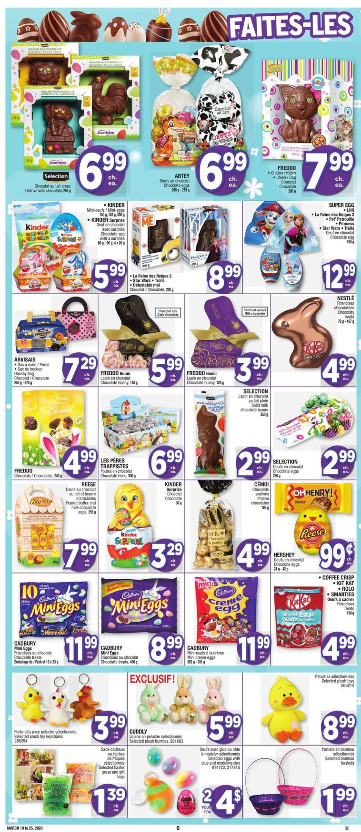 Jean Coutu Flyer - 03/19-03/25/2020 (Page 5)