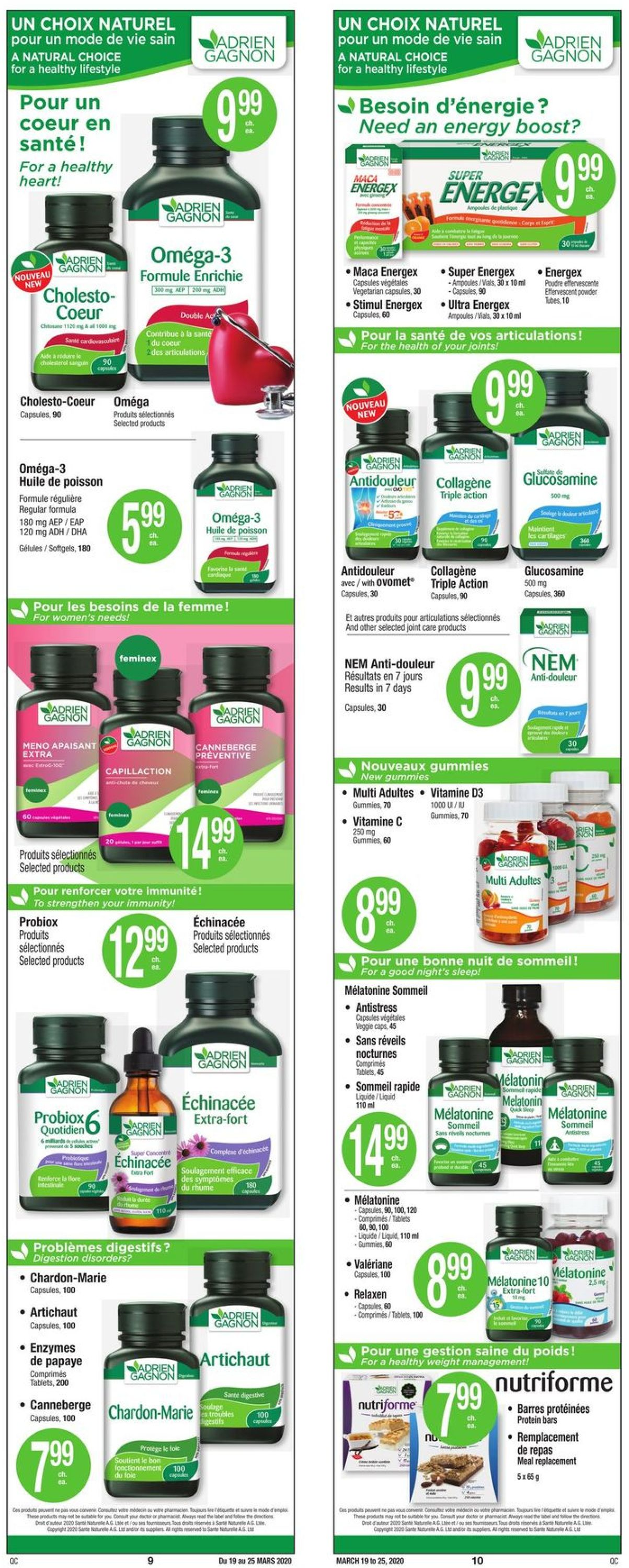 Jean Coutu Flyer - 03/19-03/25/2020 (Page 8)