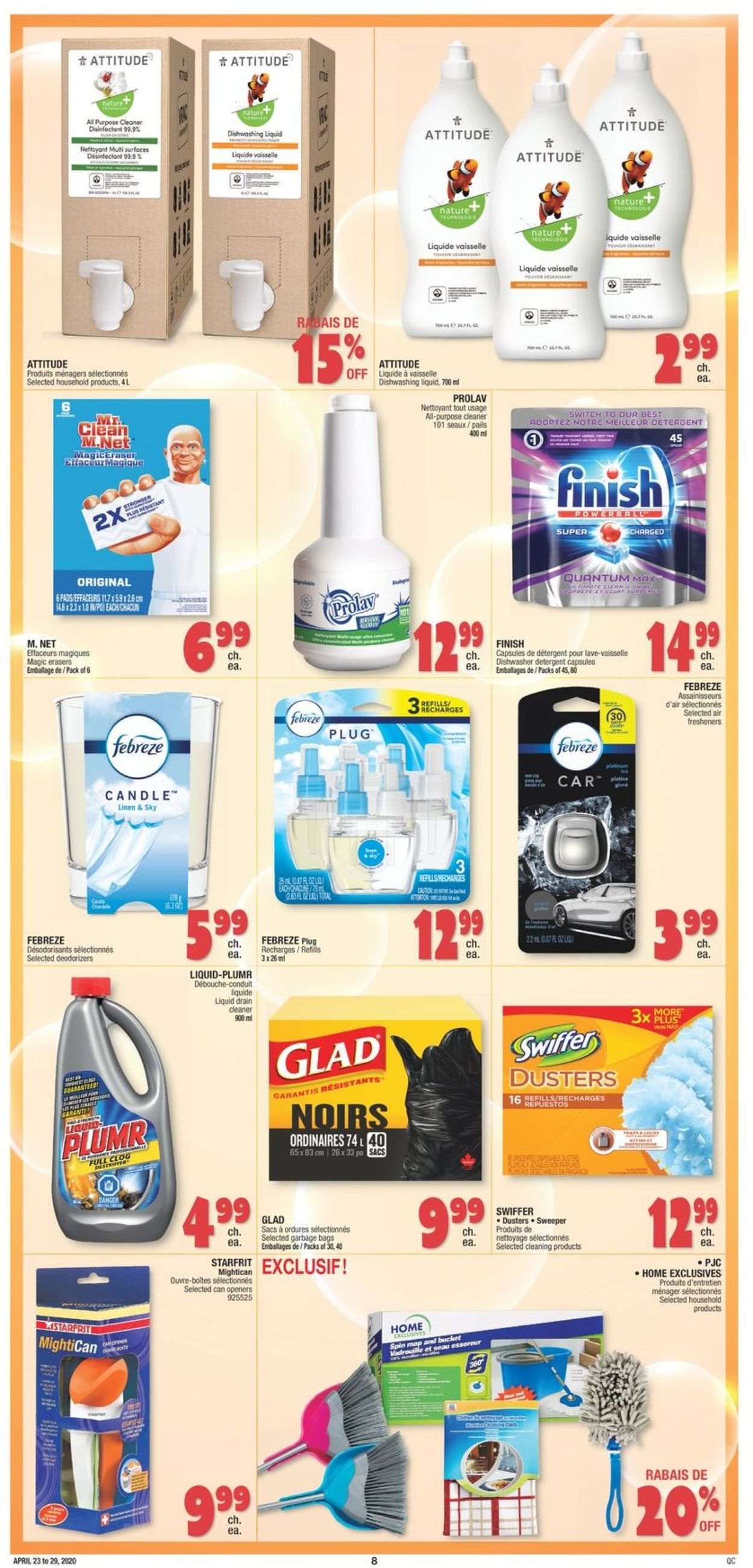 Jean Coutu Flyer - 04/23-04/29/2020 (Page 8)