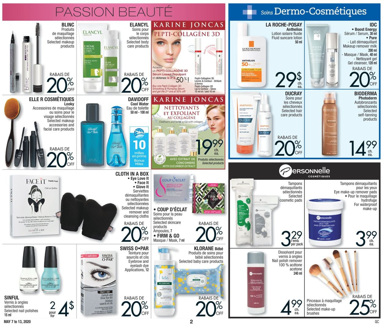 Jean Coutu Flyer - 05/07-05/13/2020 (Page 2)