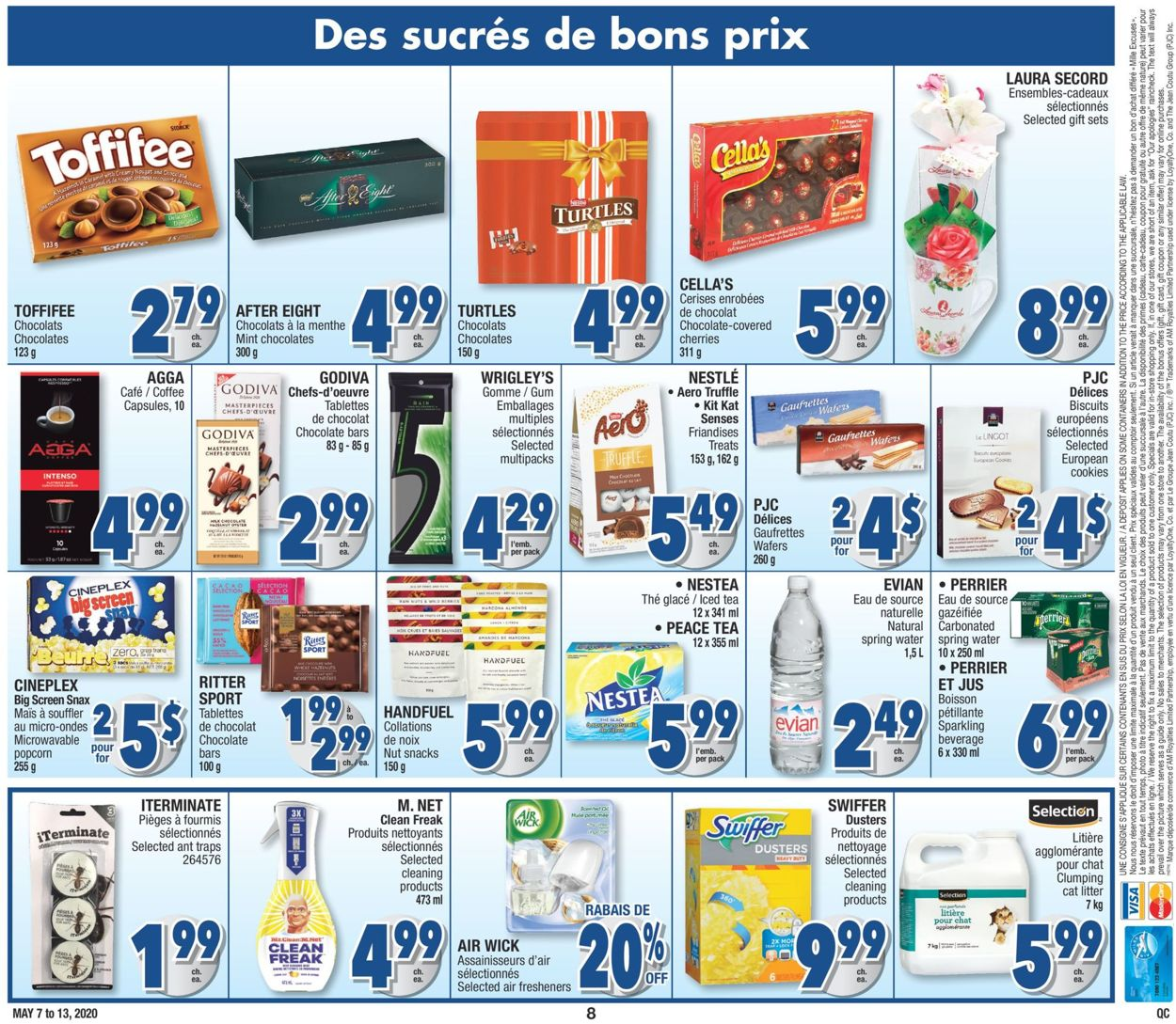 Jean Coutu Flyer - 05/07-05/13/2020 (Page 8)