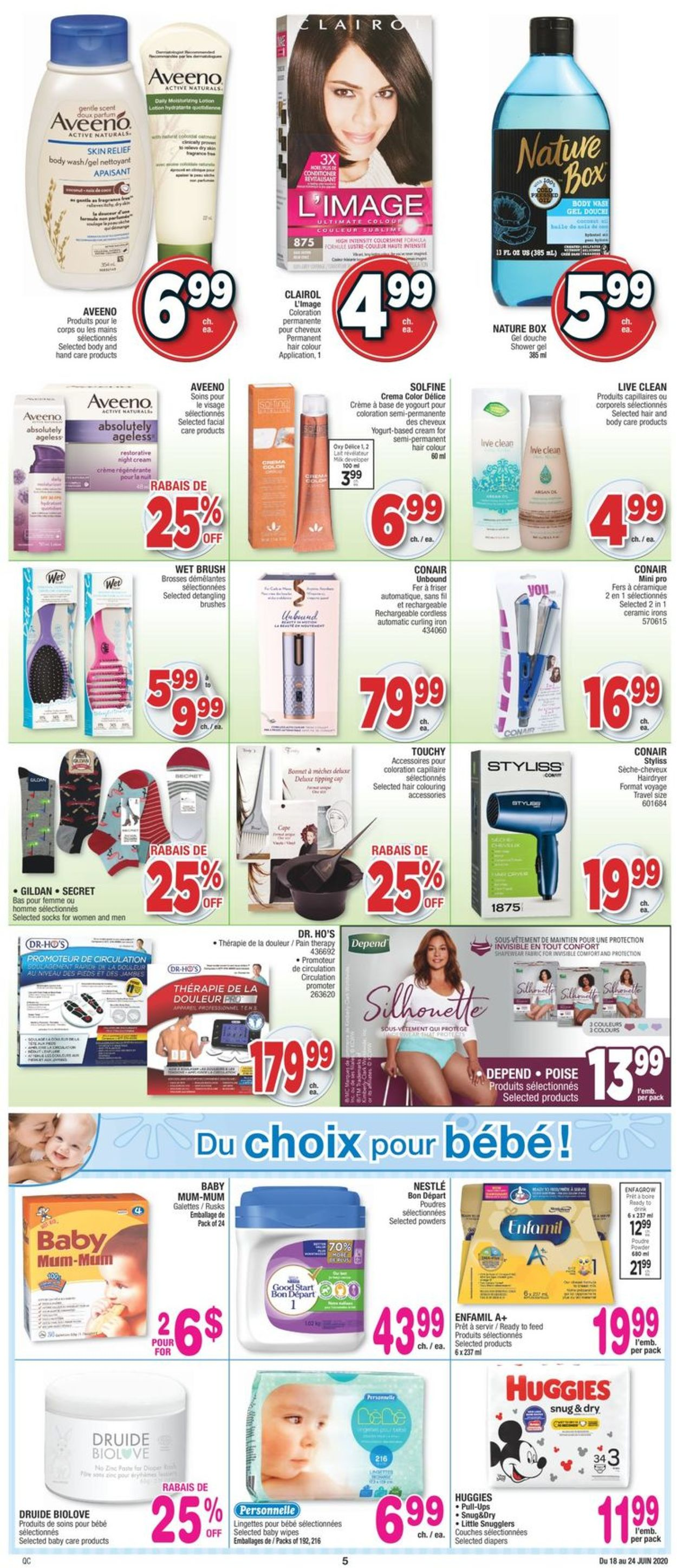 Jean Coutu Flyer - 06/18-06/24/2020 (Page 4)