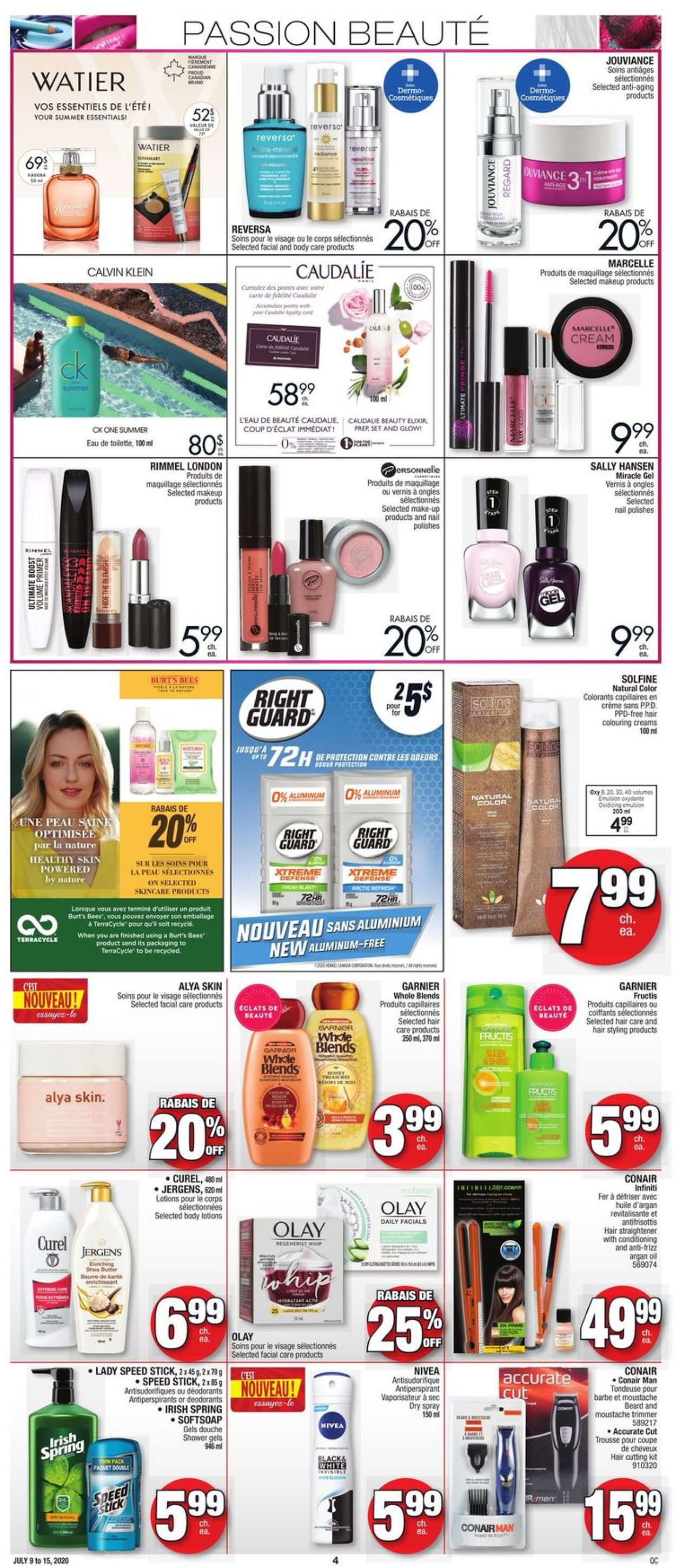 Jean Coutu Flyer - 07/09-07/15/2020 (Page 3)