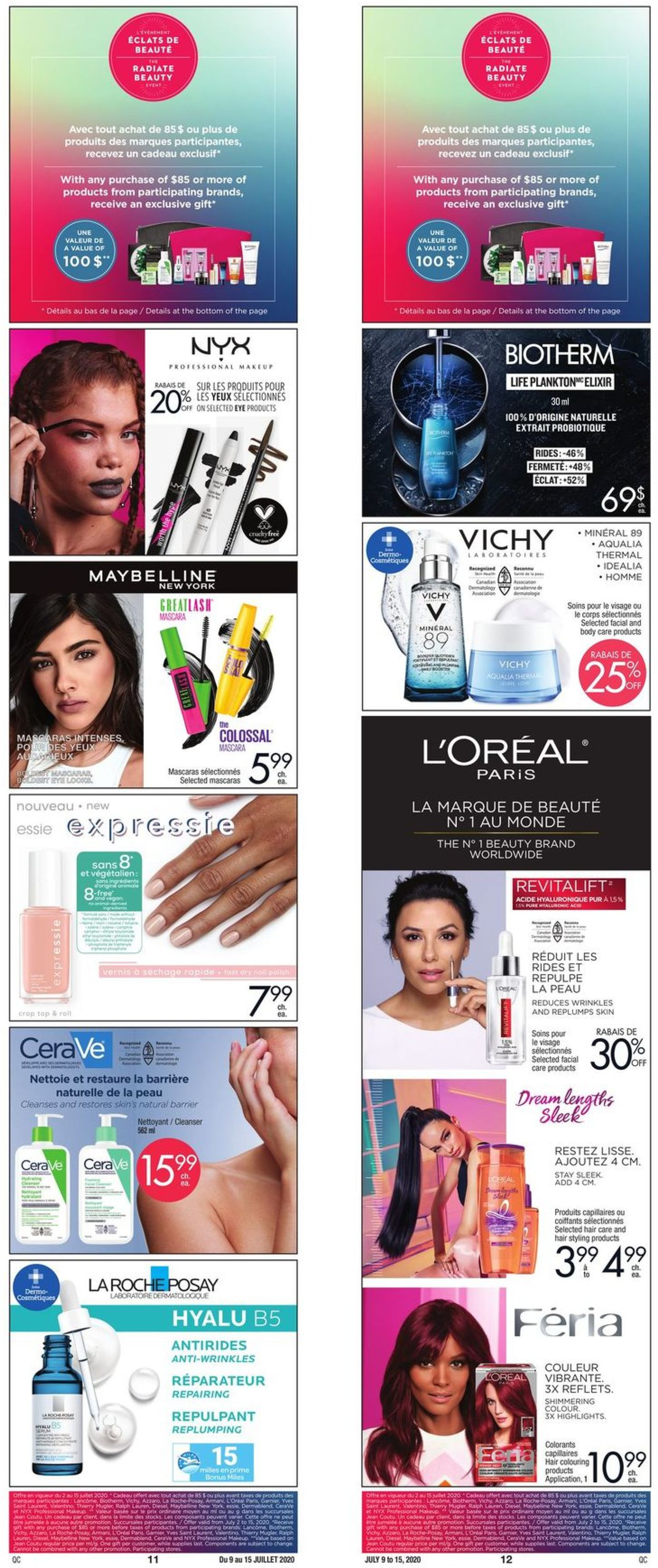 Jean Coutu Flyer - 07/09-07/15/2020 (Page 9)