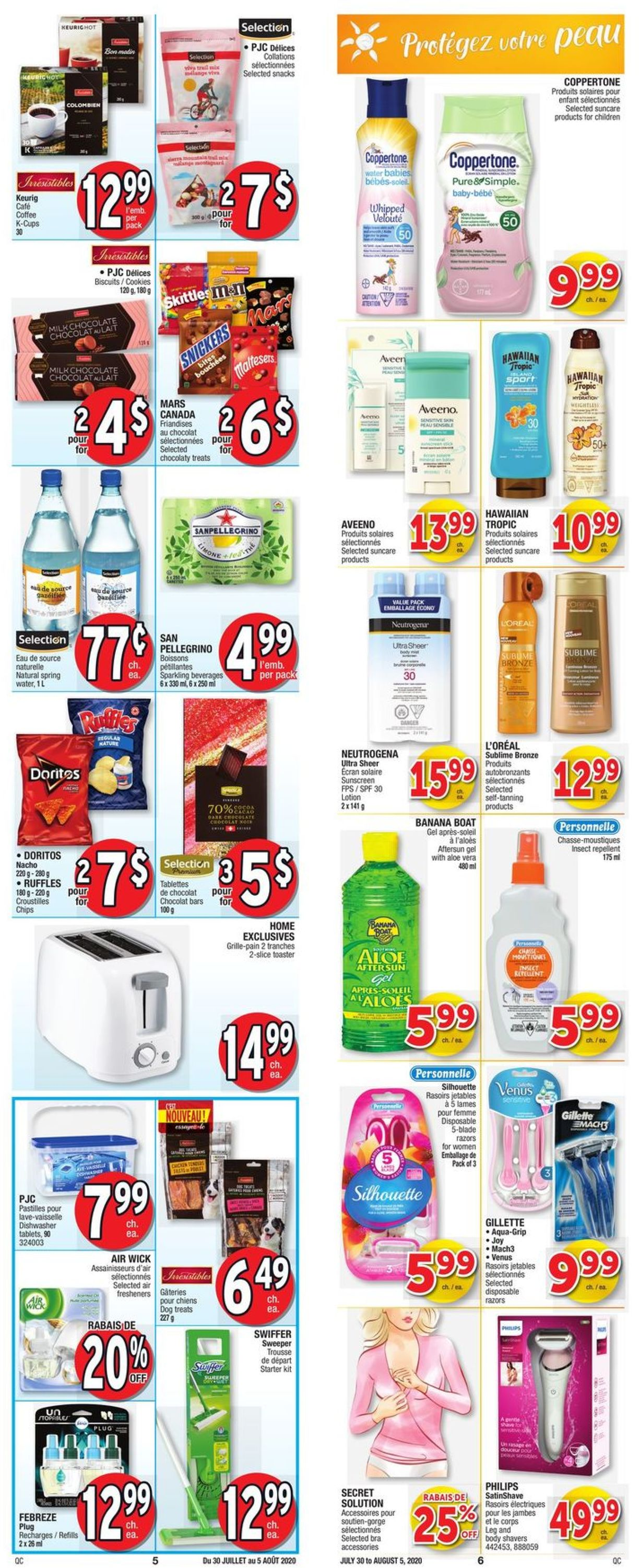 Jean Coutu Flyer - 07/30-08/05/2020 (Page 5)