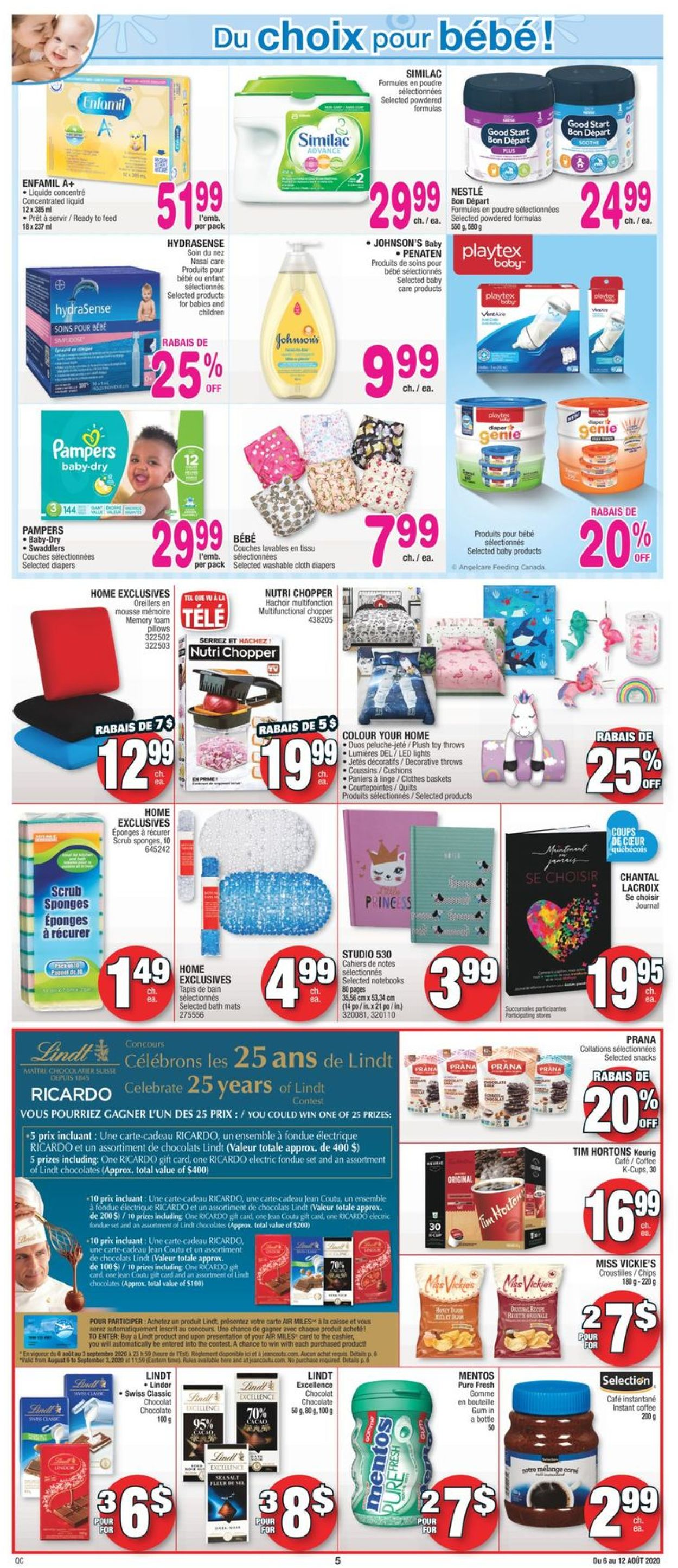 Jean Coutu Flyer - 08/06-08/12/2020 (Page 5)