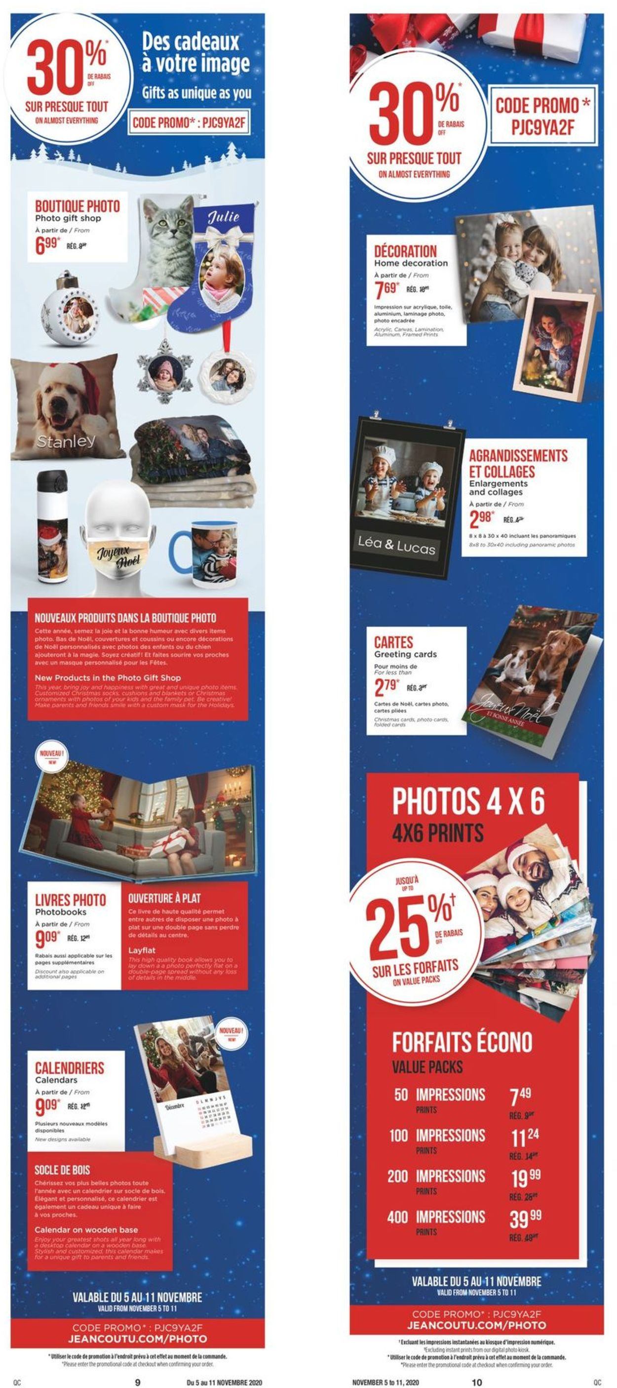 Jean Coutu Flyer - 11/05-11/11/2020 (Page 9)