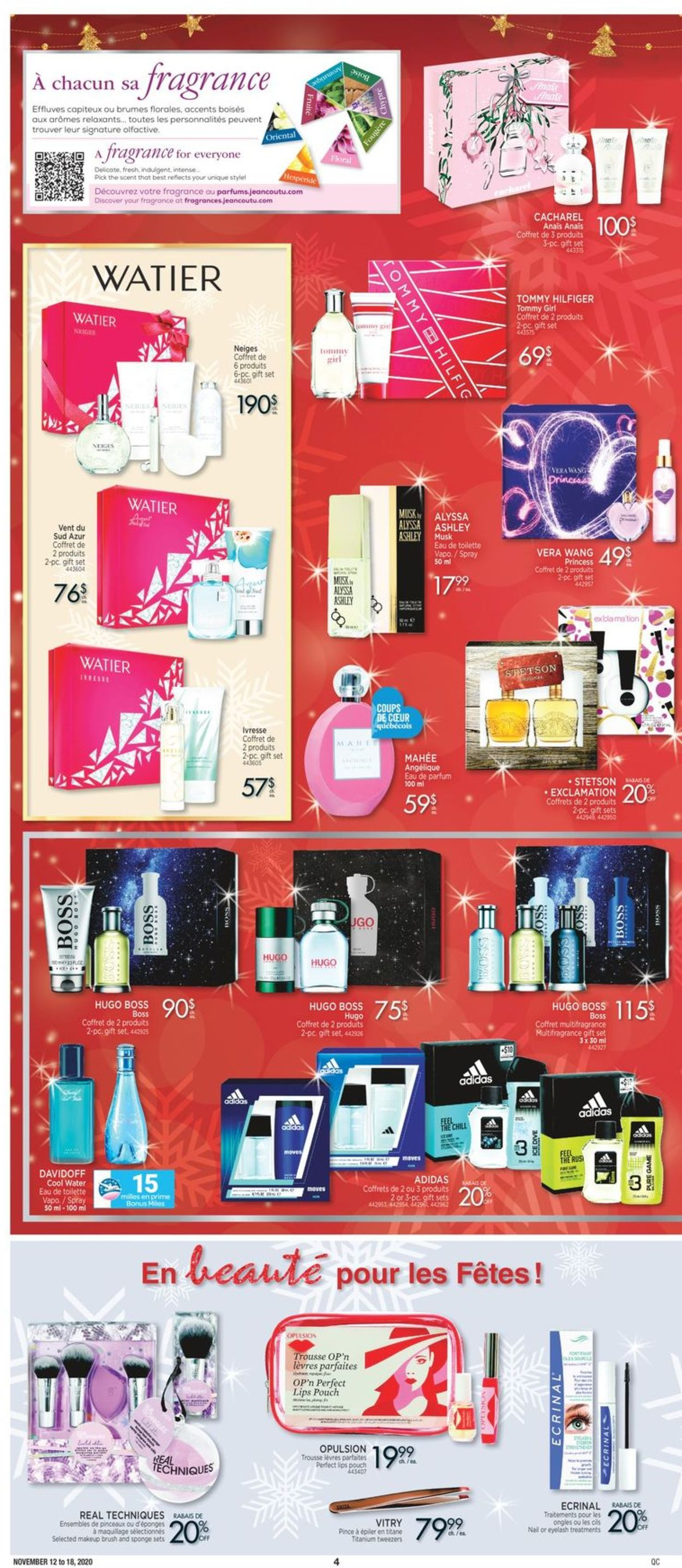 Jean Coutu - Holiday 2020 Flyer - 11/12-11/18/2020 (Page 3)