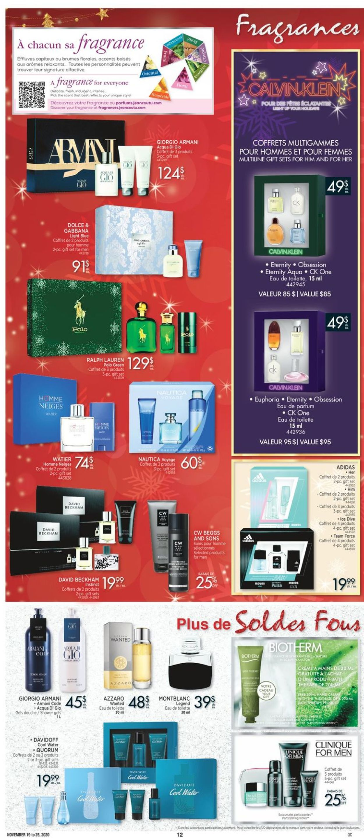 Jean Coutu Christmas 2020 Flyer - 11/19-11/25/2020 (Page 12)