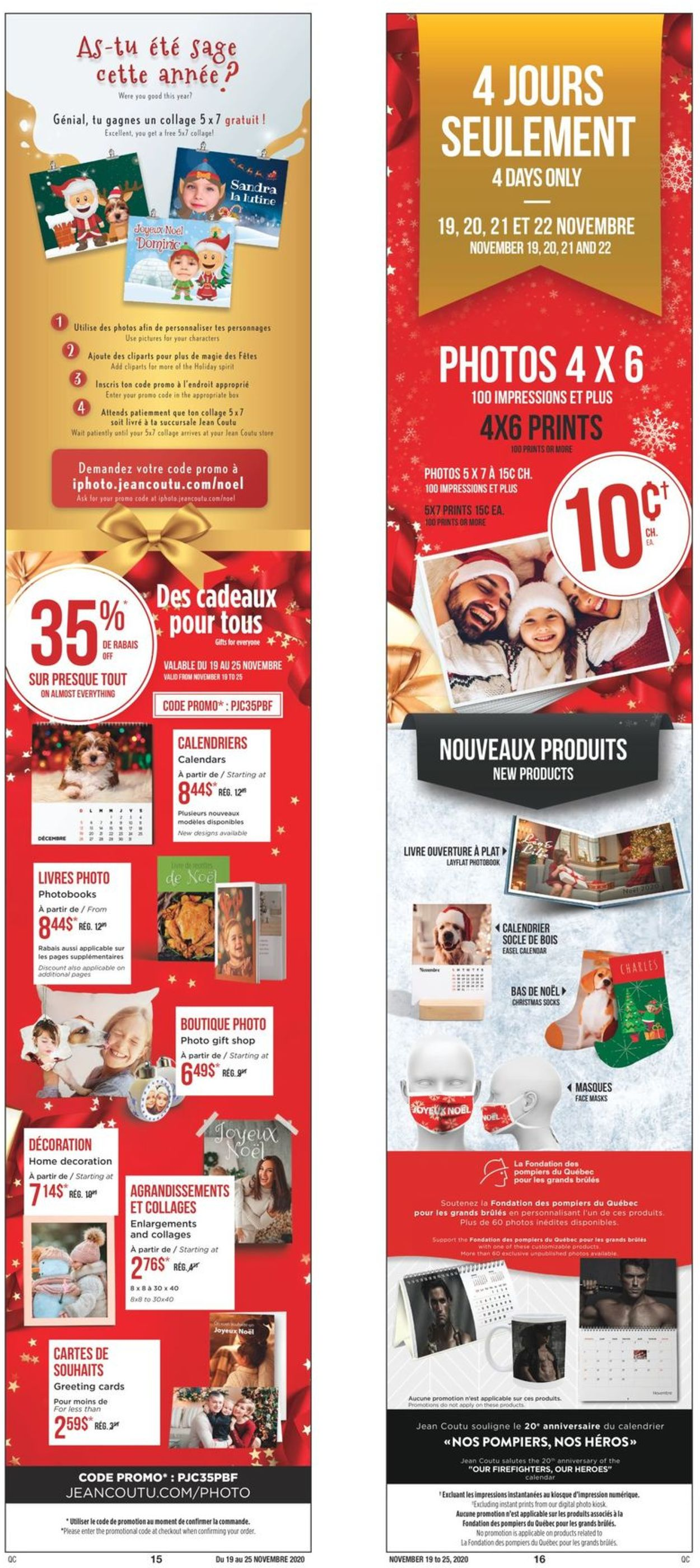 Jean Coutu Christmas 2020 Flyer - 11/19-11/25/2020 (Page 15)