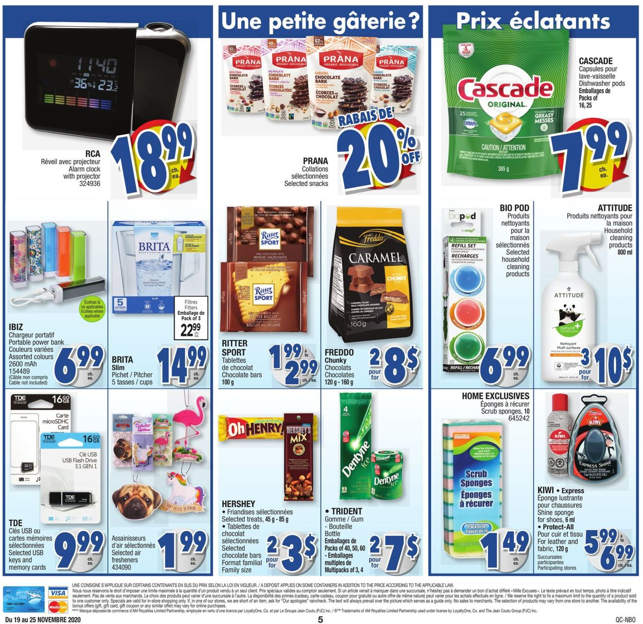 Jean Coutu Flyer - 11/19-11/25/2020 (Page 5)