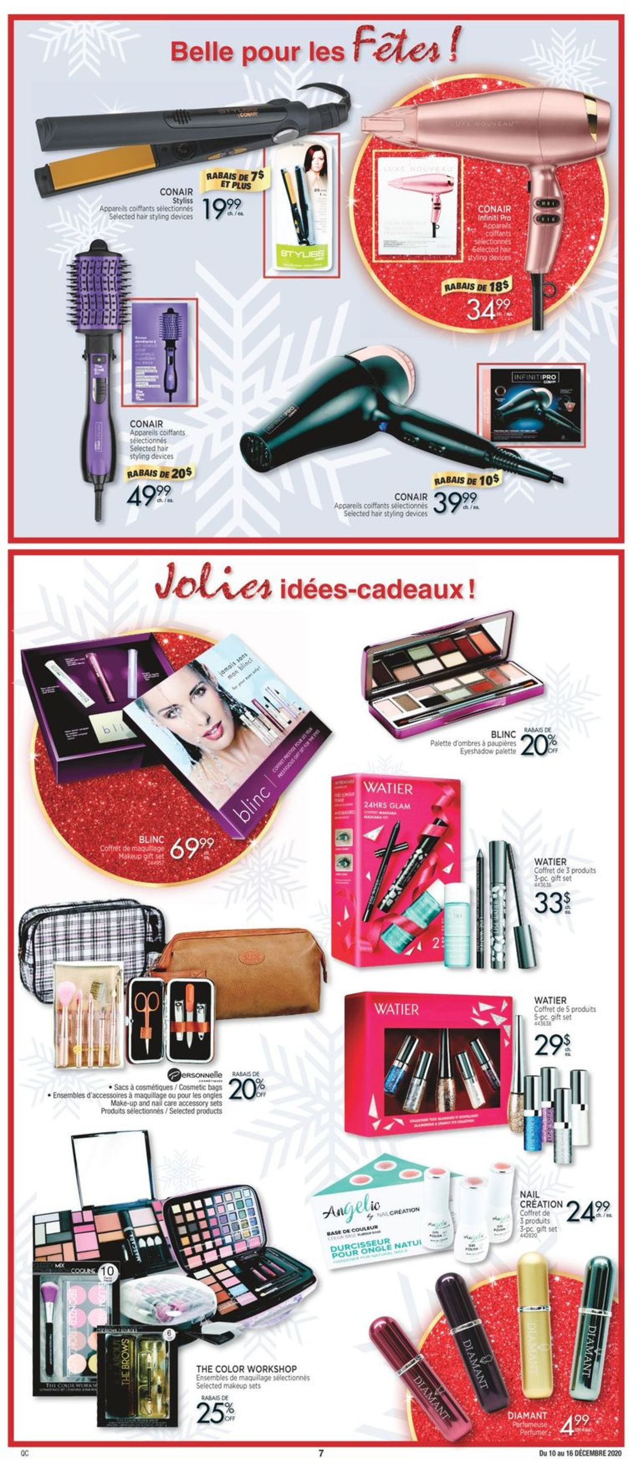 Jean Coutu - Holiday 2020 Flyer - 12/10-12/16/2020 (Page 6)