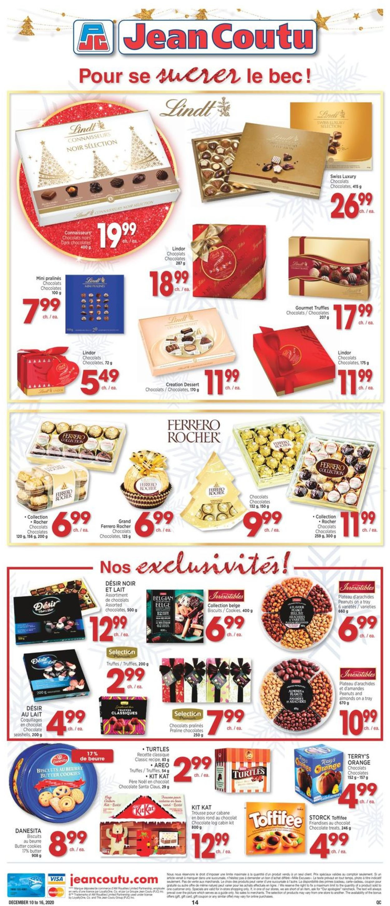 Jean Coutu - Holiday 2020 Flyer - 12/10-12/16/2020 (Page 13)