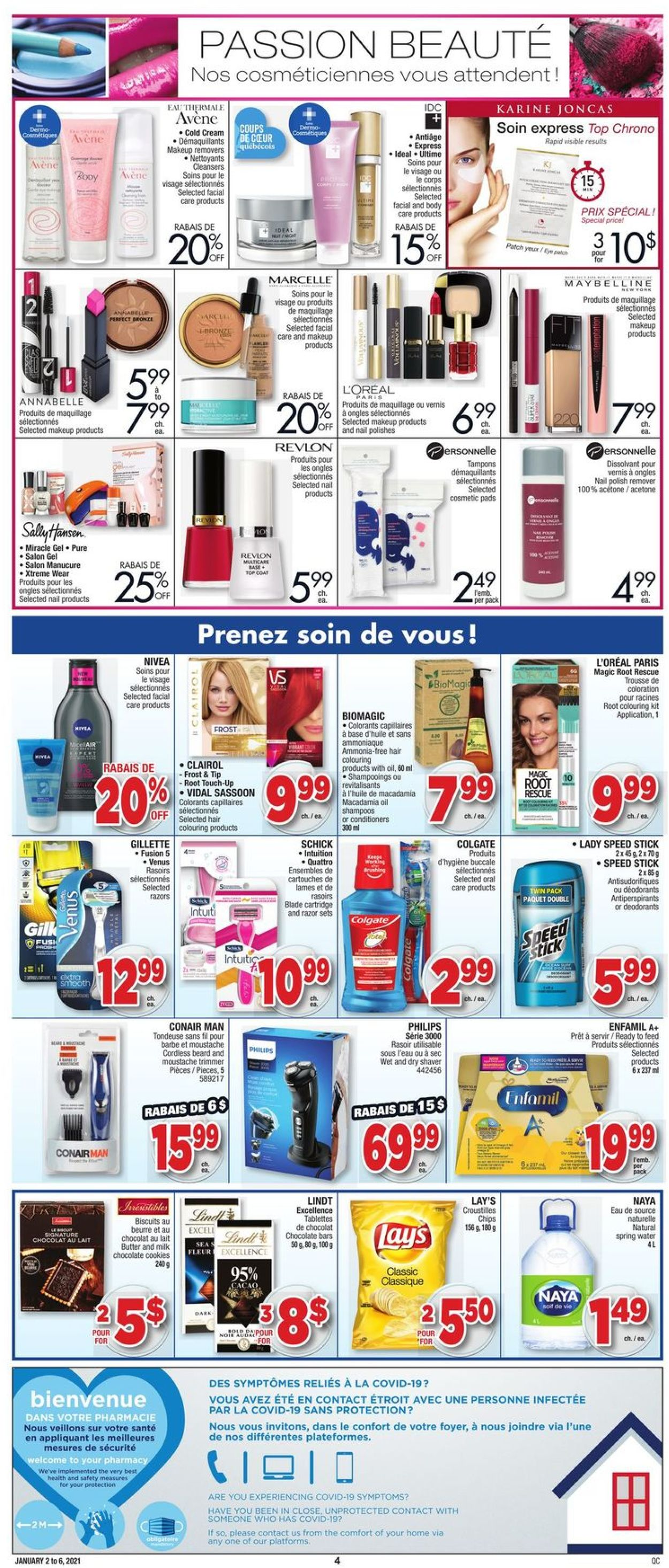 Jean Coutu Flyer - 01/02-01/06/2021 (Page 3)
