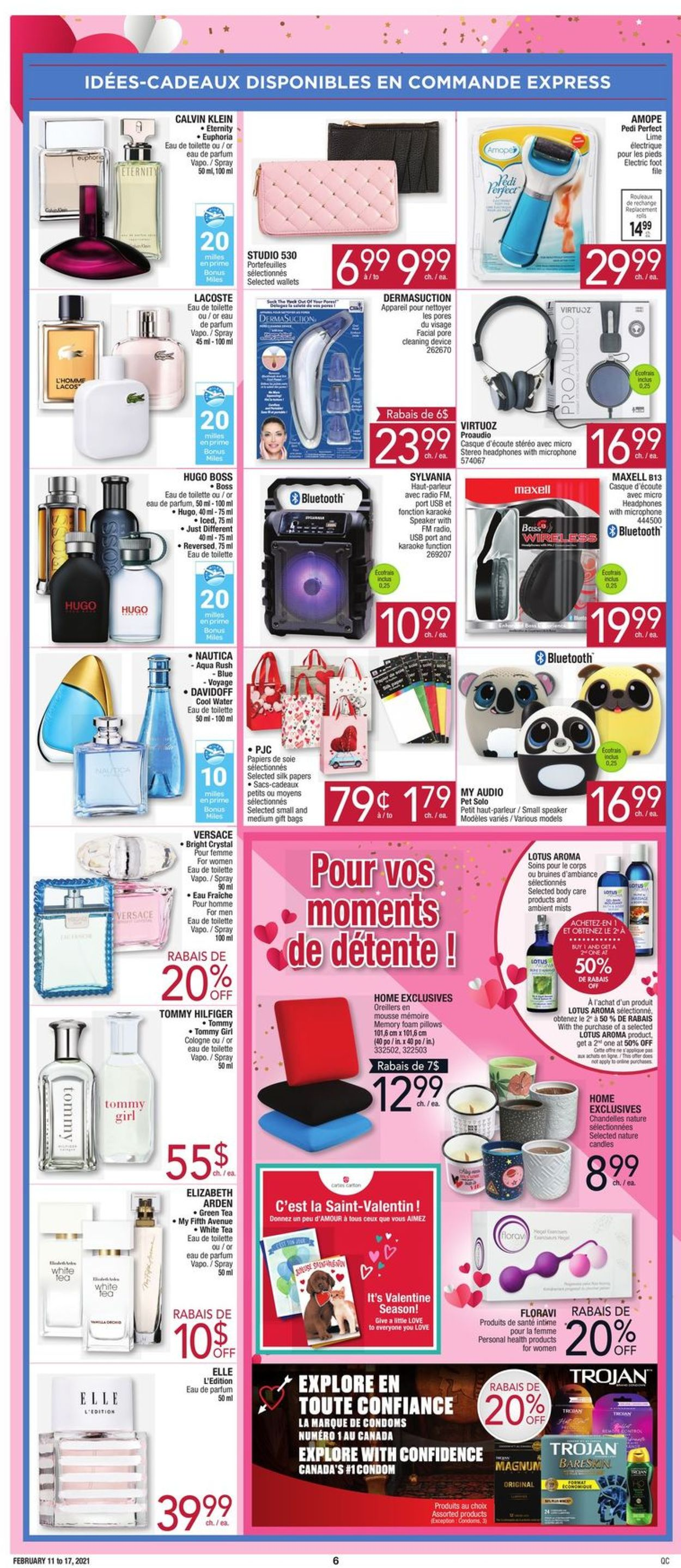 Jean Coutu Flyer - 02/11-02/17/2021 (Page 6)