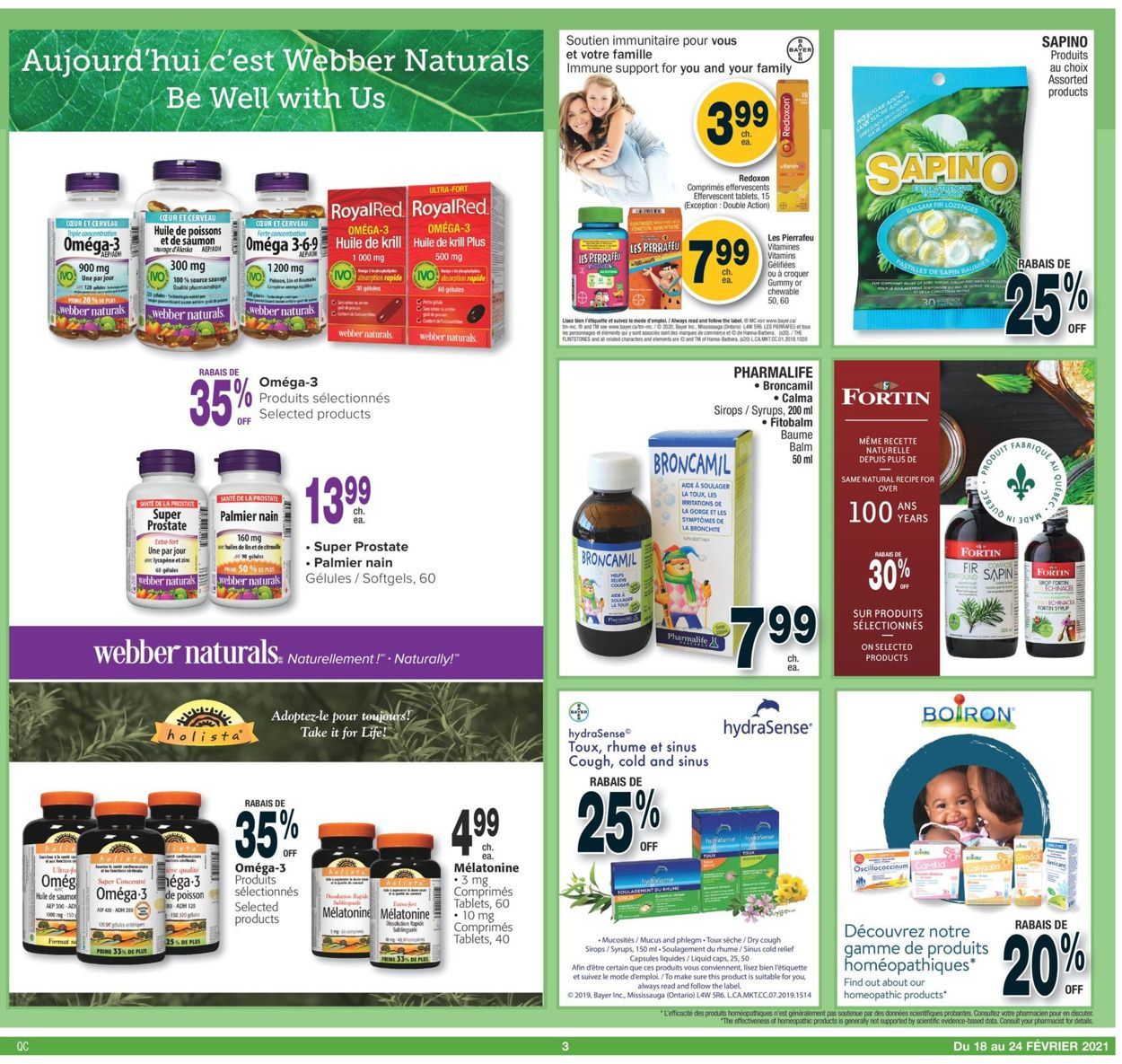 Jean Coutu Flyer - 02/18-02/24/2021 (Page 3)