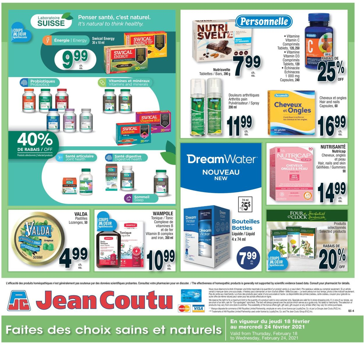 Jean Coutu Flyer - 02/18-02/24/2021 (Page 4)
