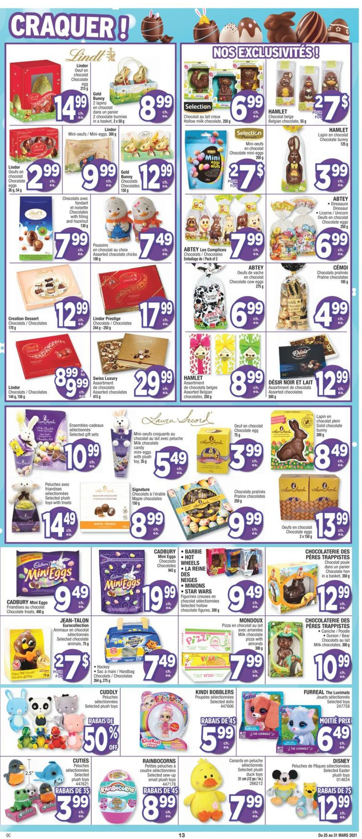 Jean Coutu Flyer - 03/25-03/31/2021 (Page 11)