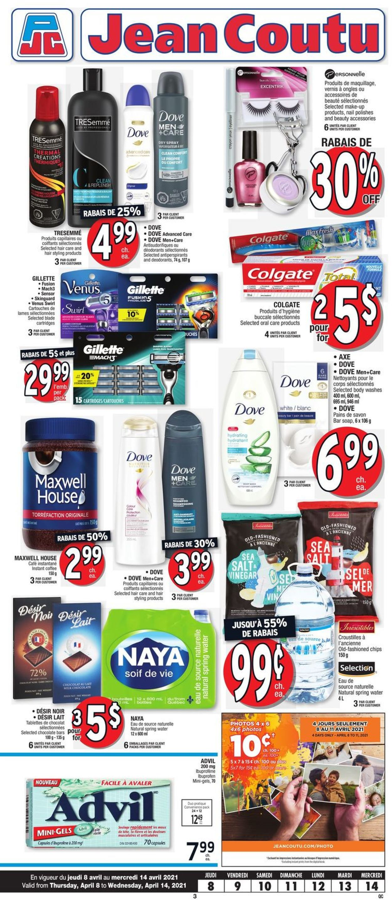 Jean Coutu Flyer - 04/08-04/14/2021 (Page 2)