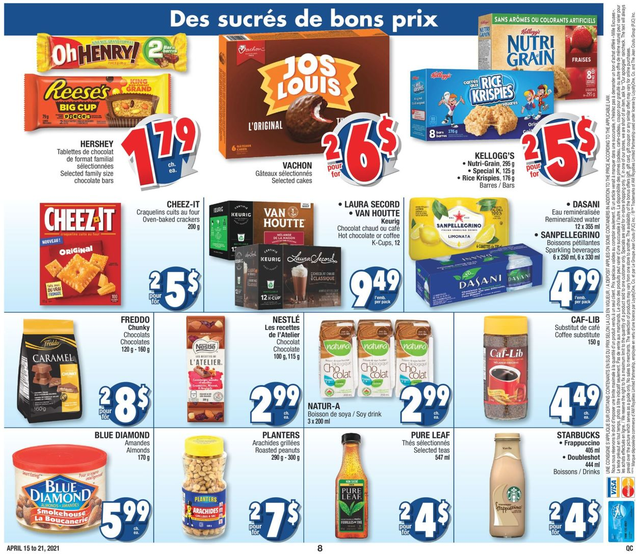 Jean Coutu Flyer - 04/15-04/21/2021 (Page 8)